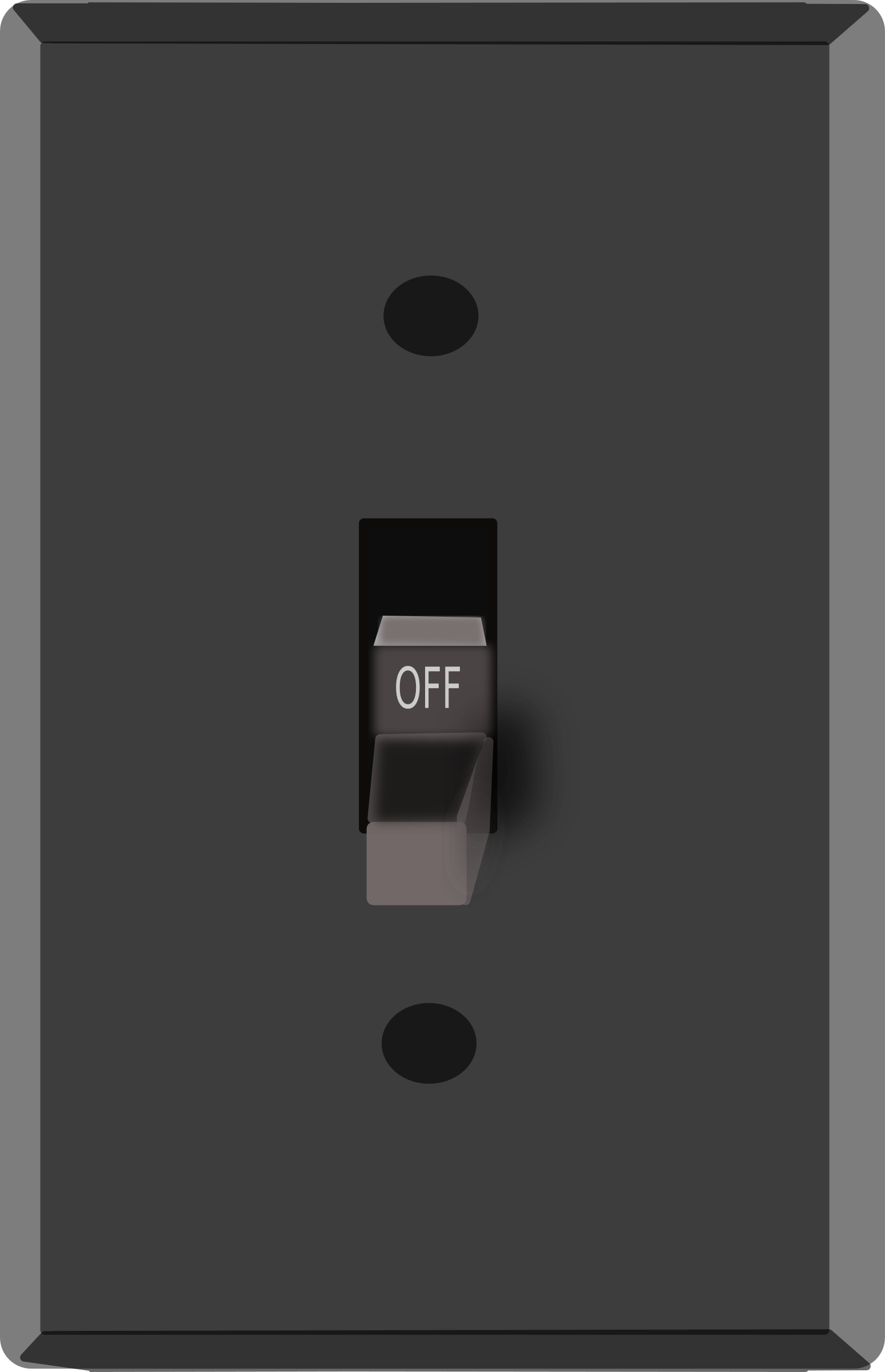Light switch off by speciwoman