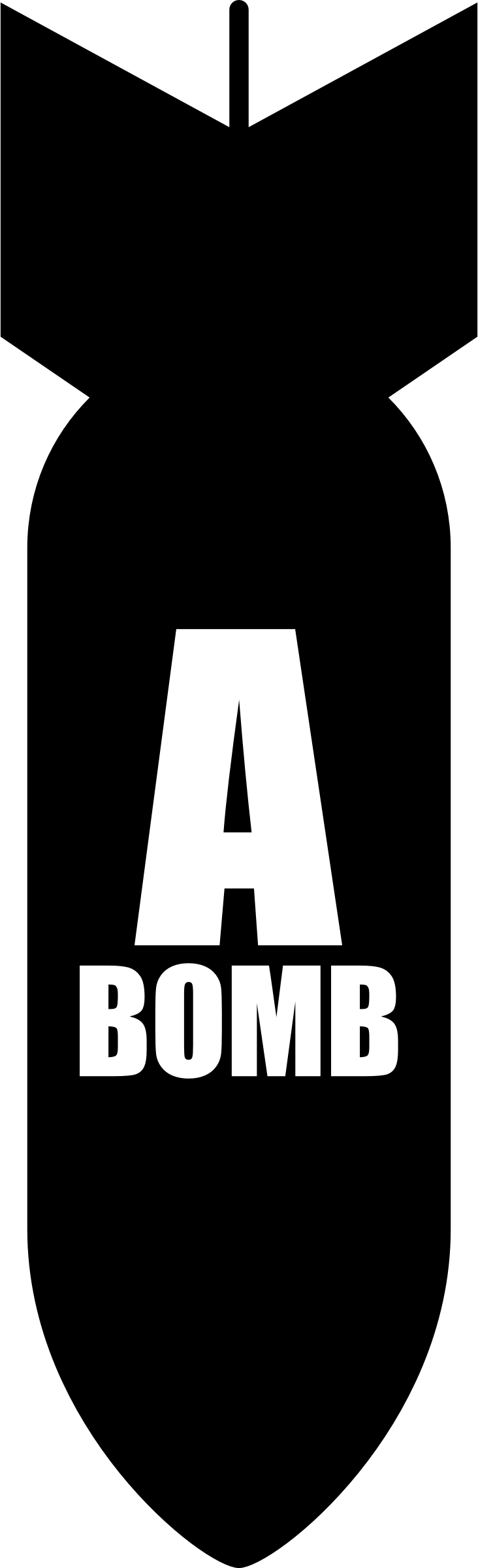 A-bomb by Rones by rones