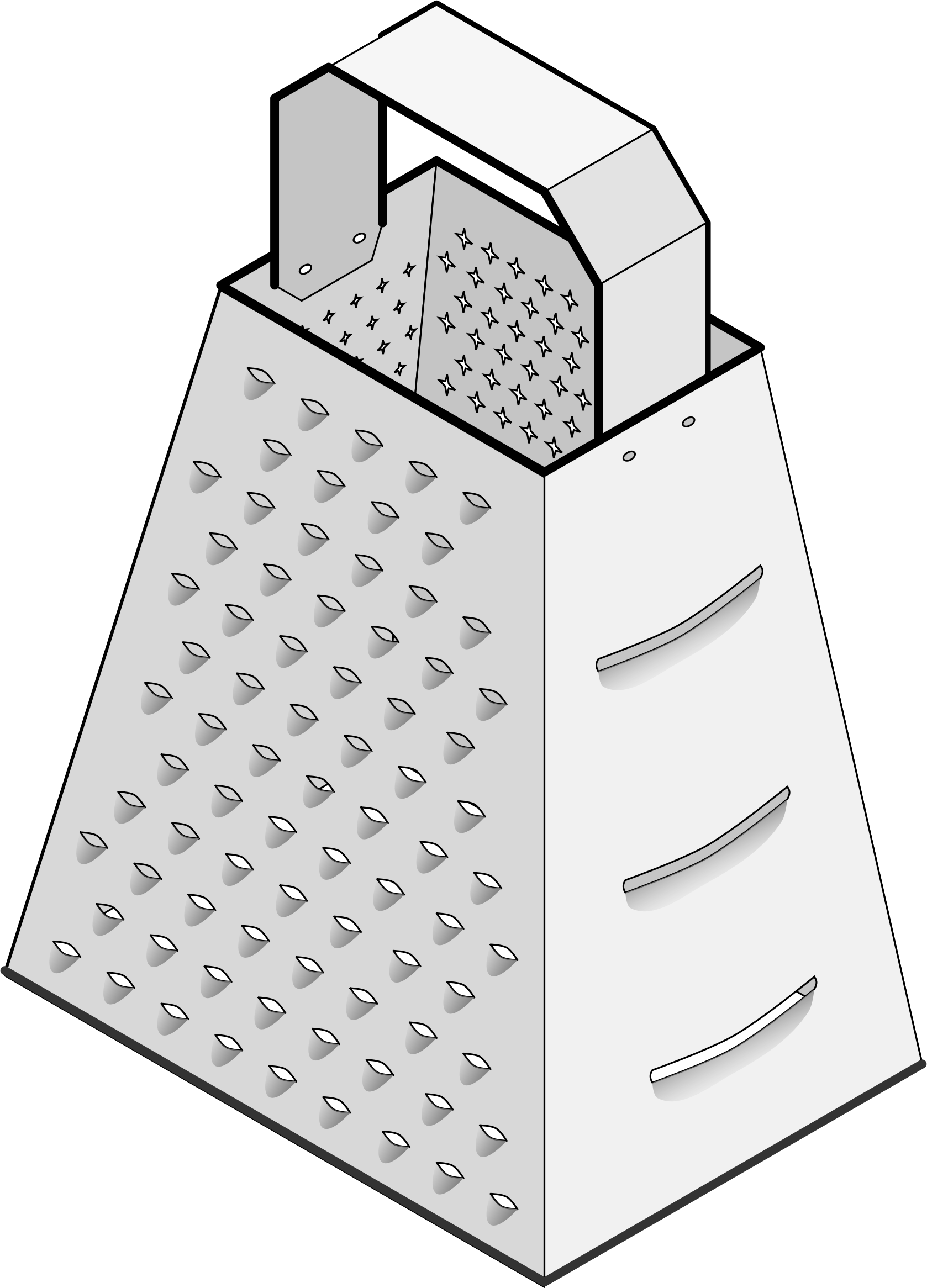 grater by jarda