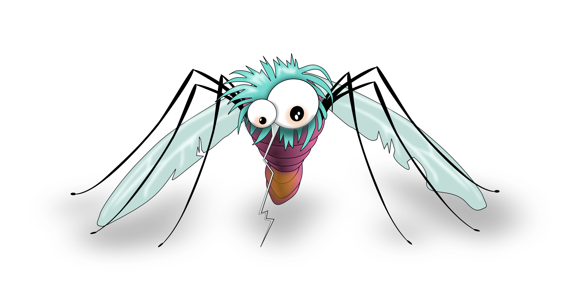 Funny Mosquito by tamoc2