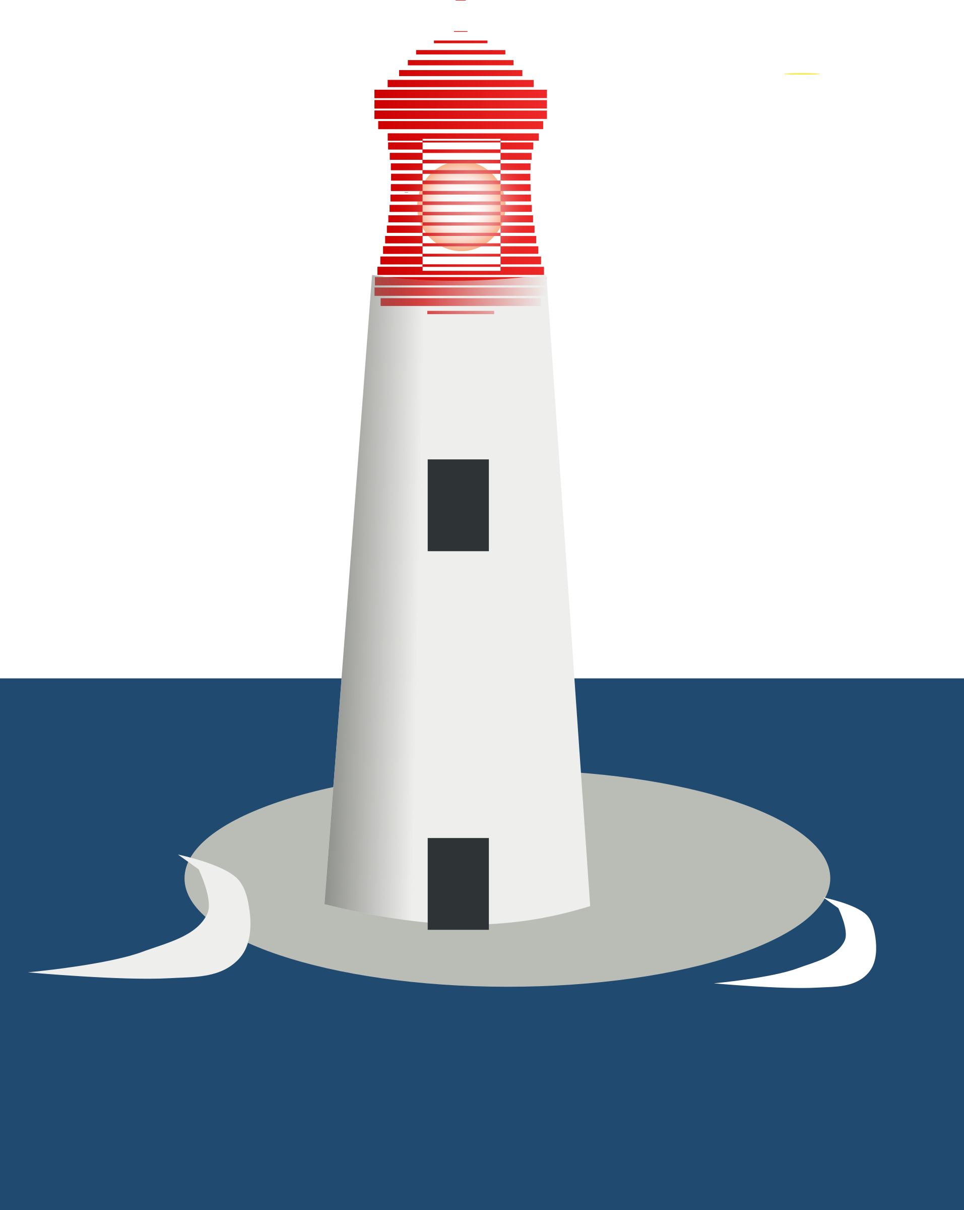 lighthouse by chatard