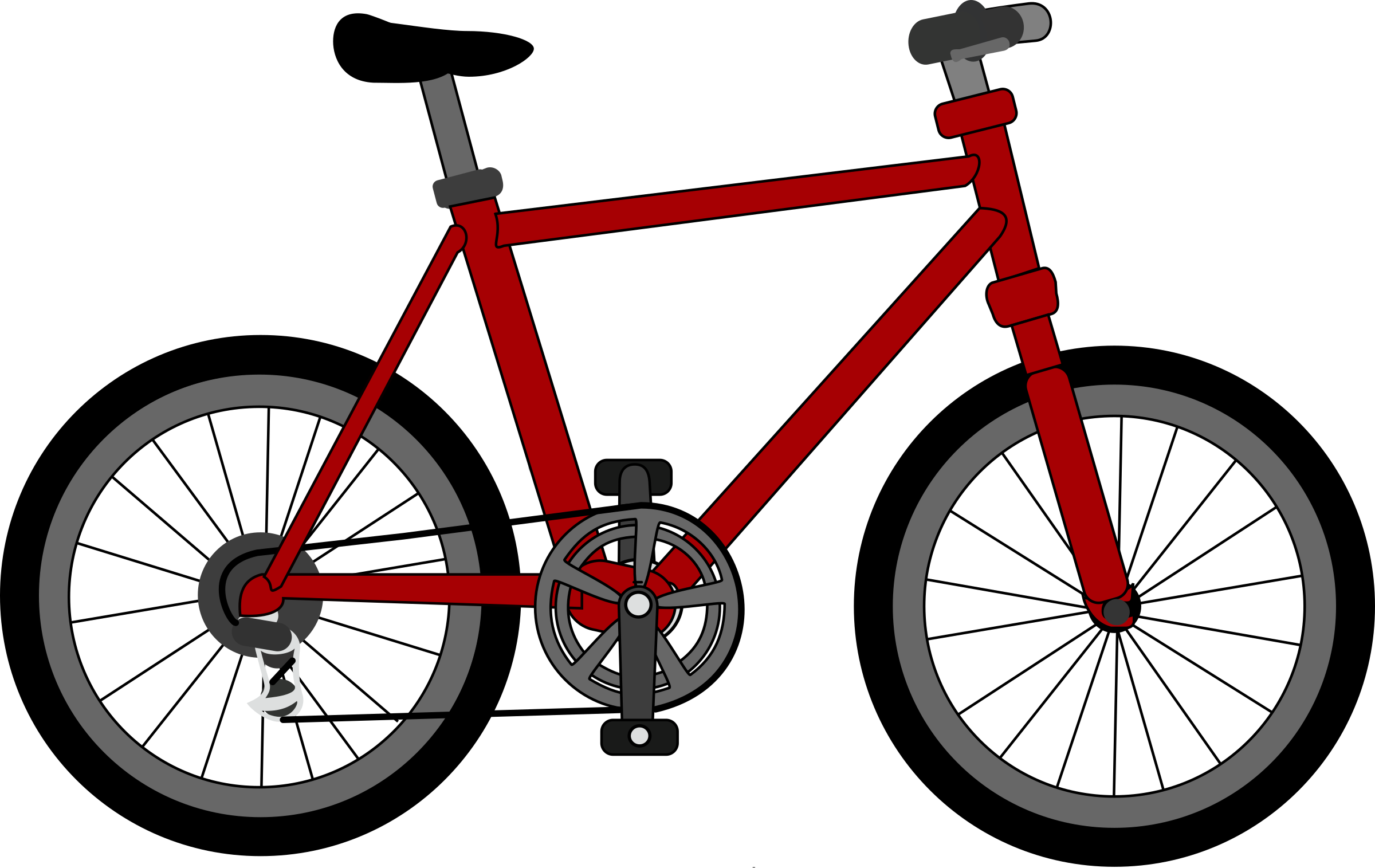 Bicycle Clipart Clipart - bicycle