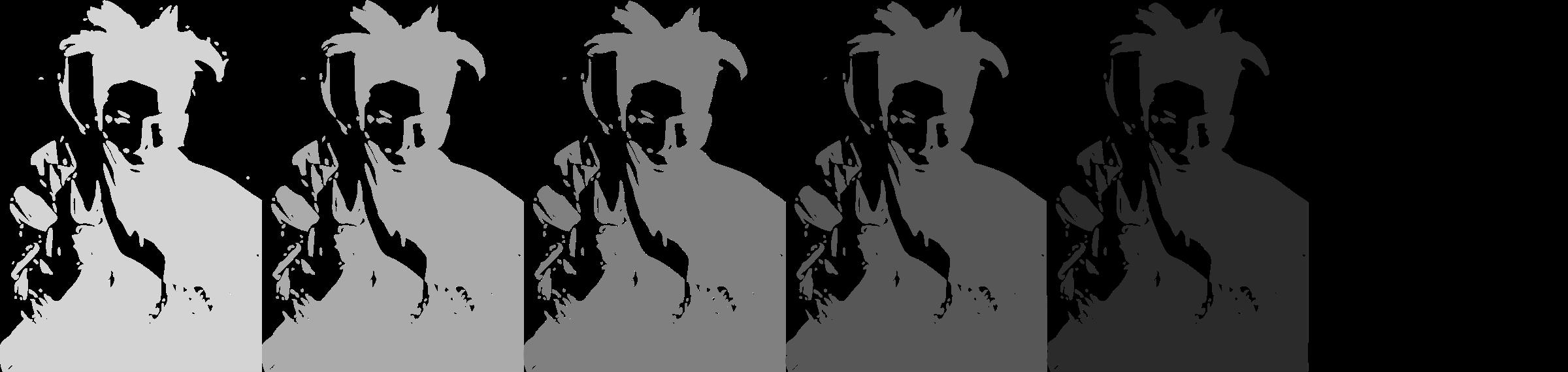 Image result for basquiat png