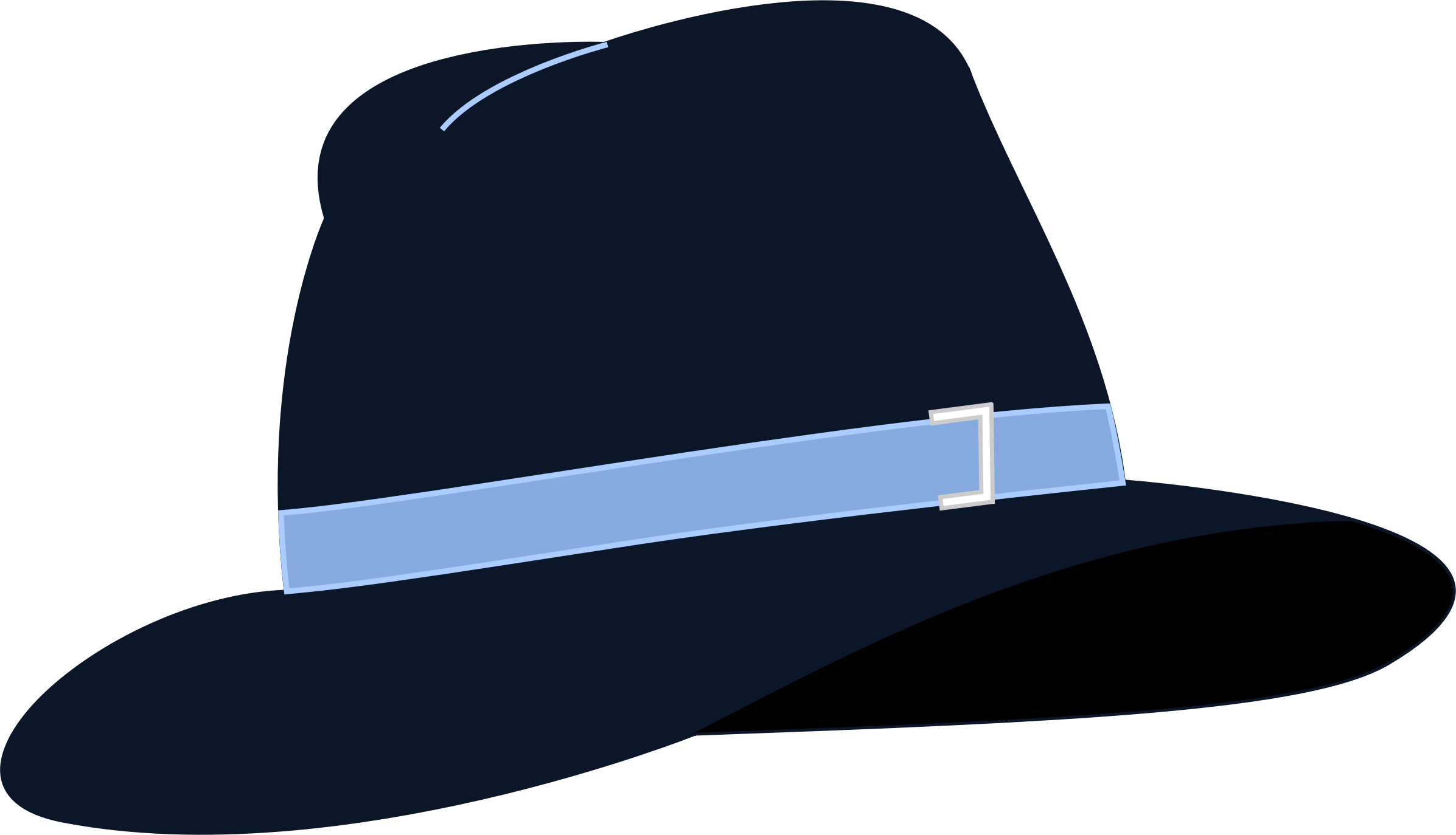 Fedora Hat by SOlvera