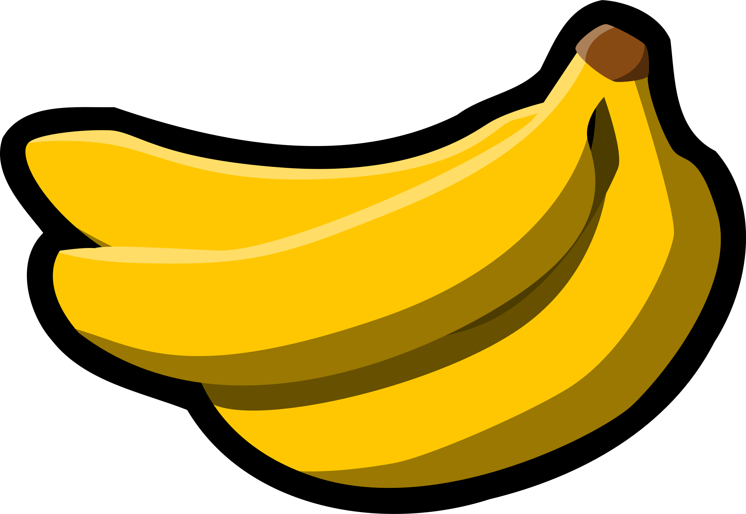 Bananas by arnelsx