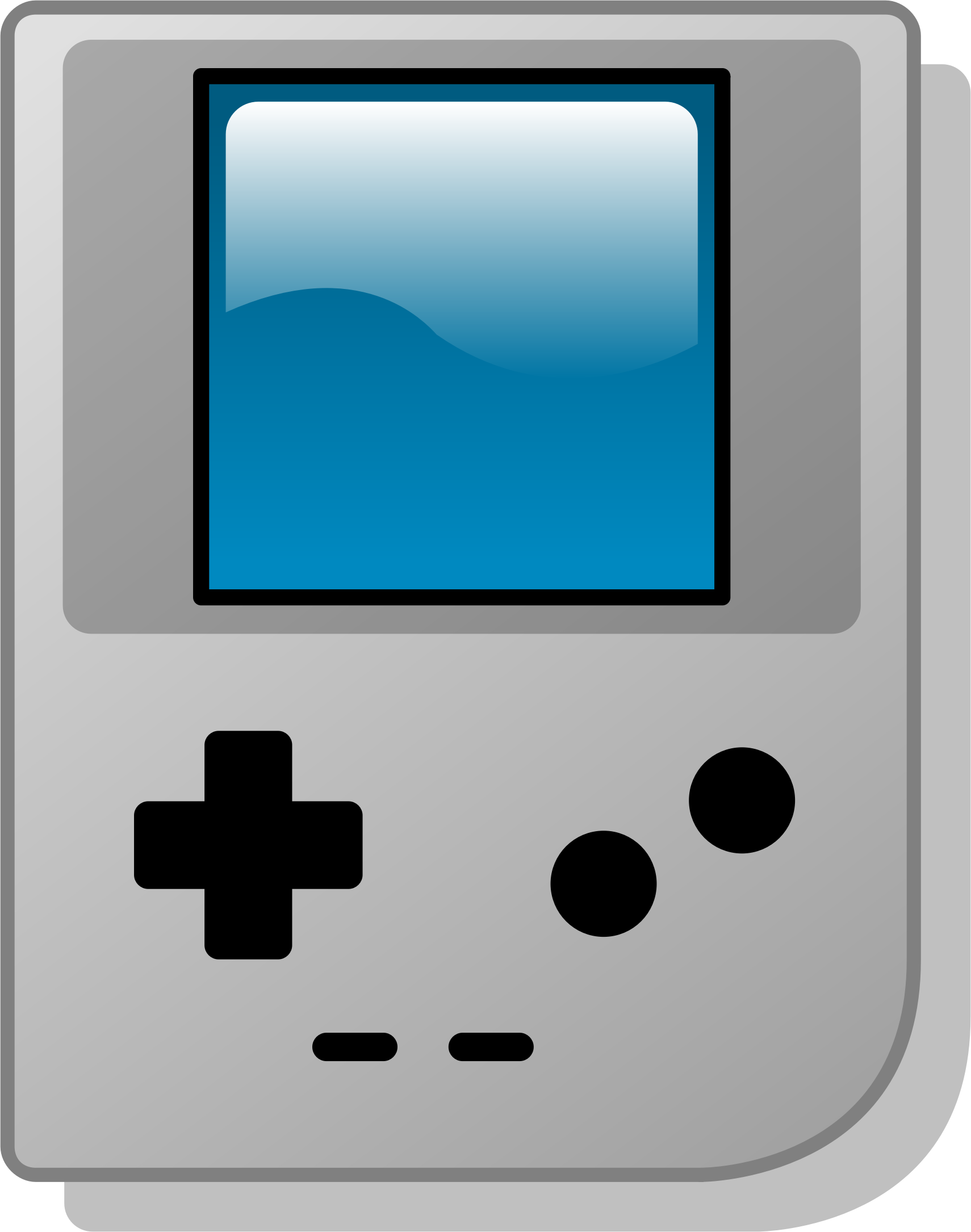 gameboy pocket by arnelsx