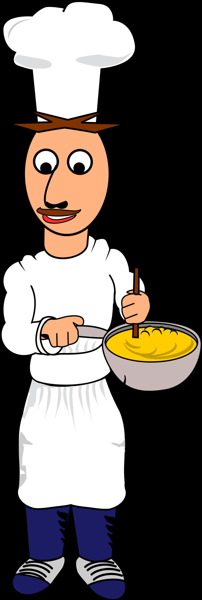 Cooker Clip Art ~ Clipart cook