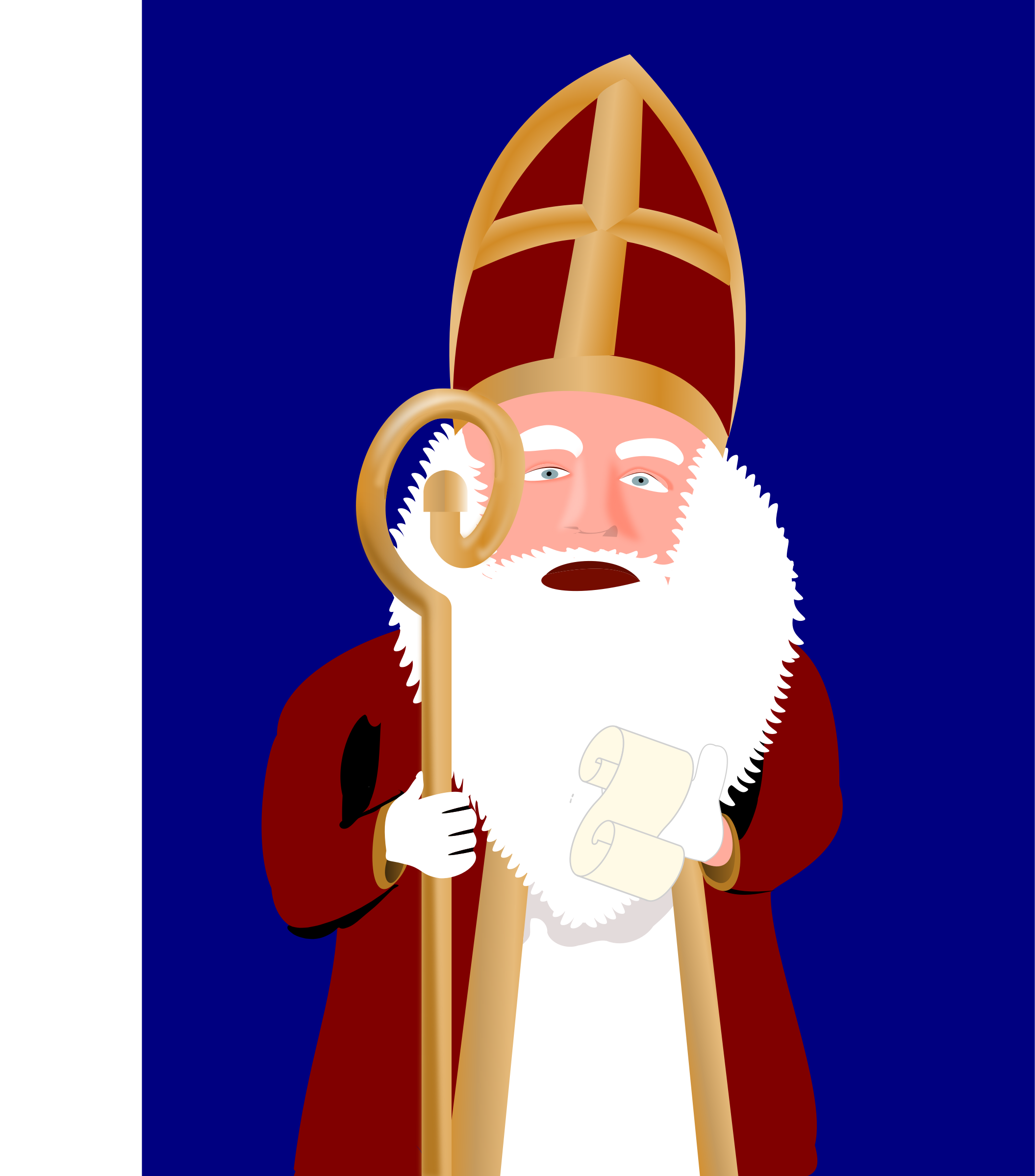 Administrating Sinterklaas by rdevries