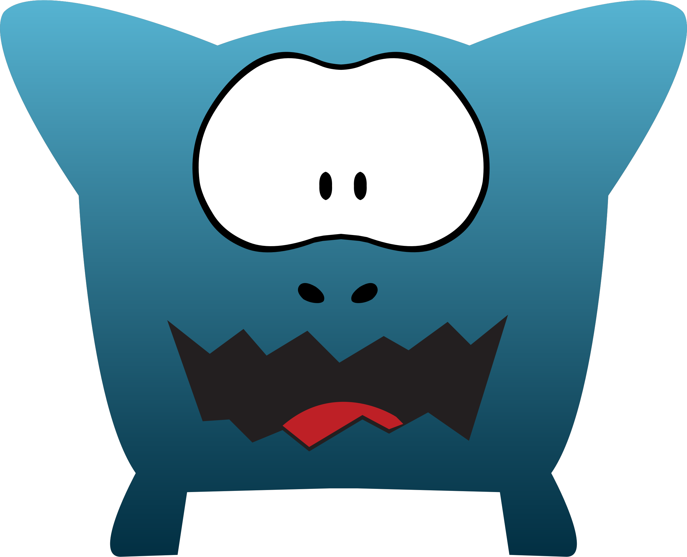 Monsters Cartoon Design by vectorsme