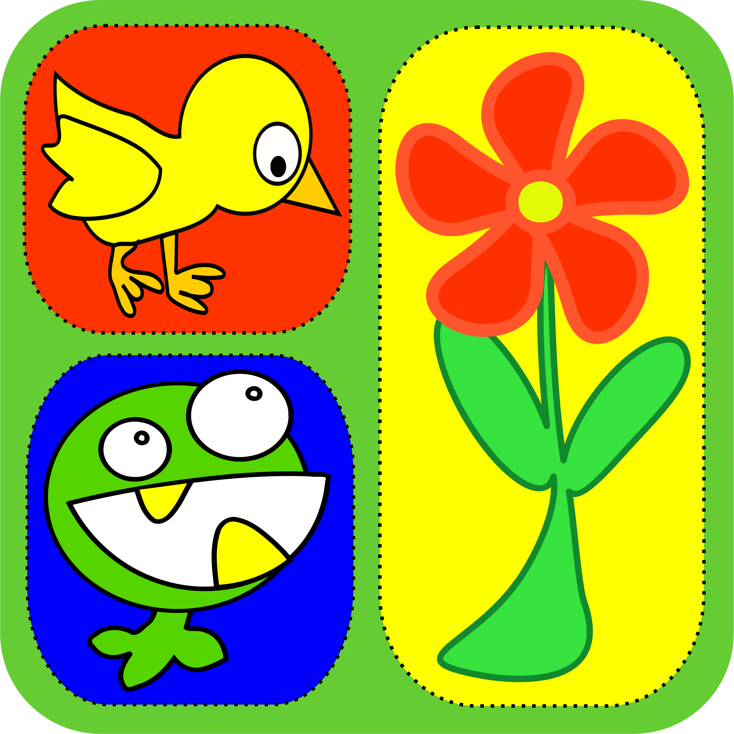 Clipart App Logo by Floco