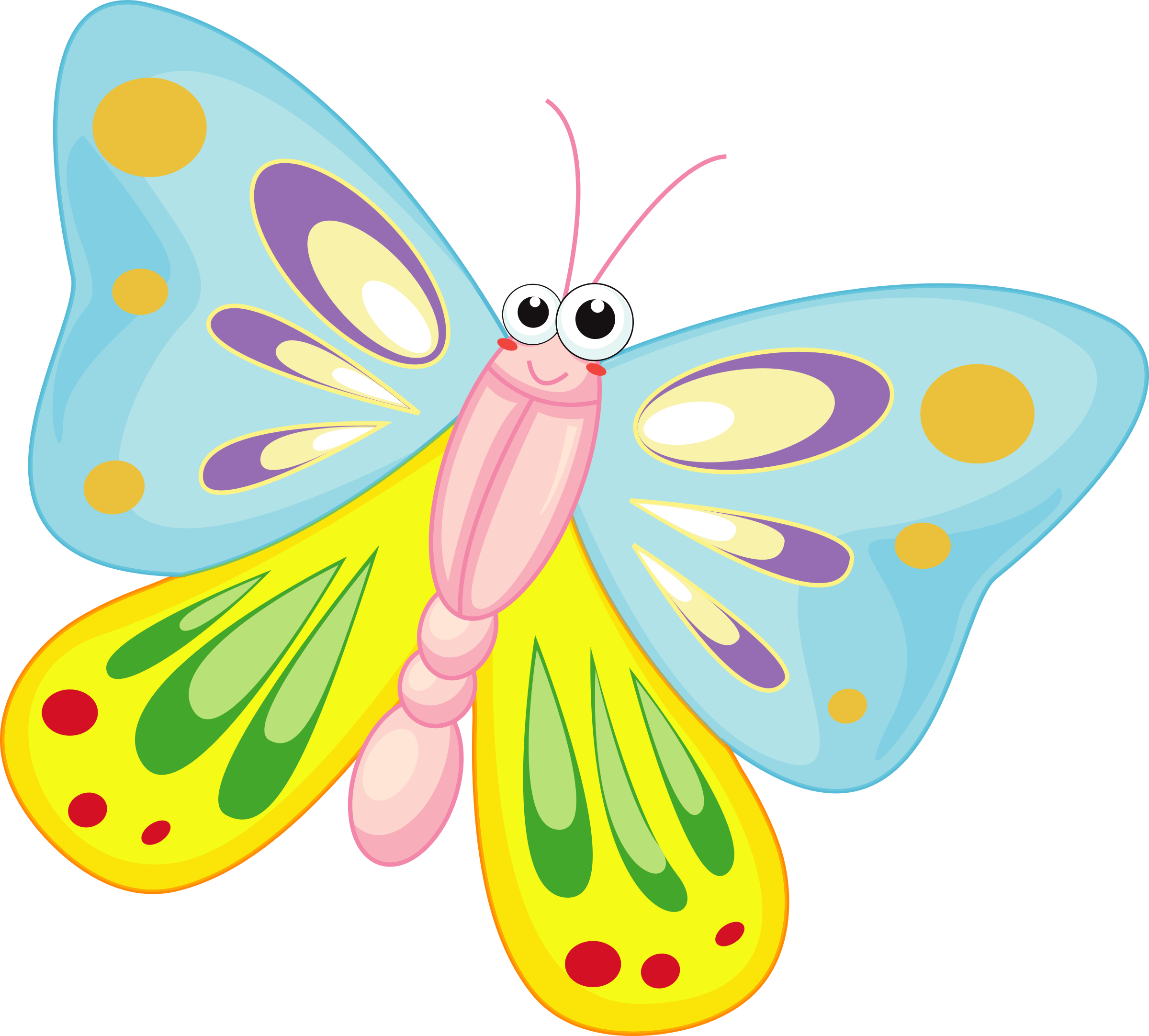 Animated images of butterfly - photo#24