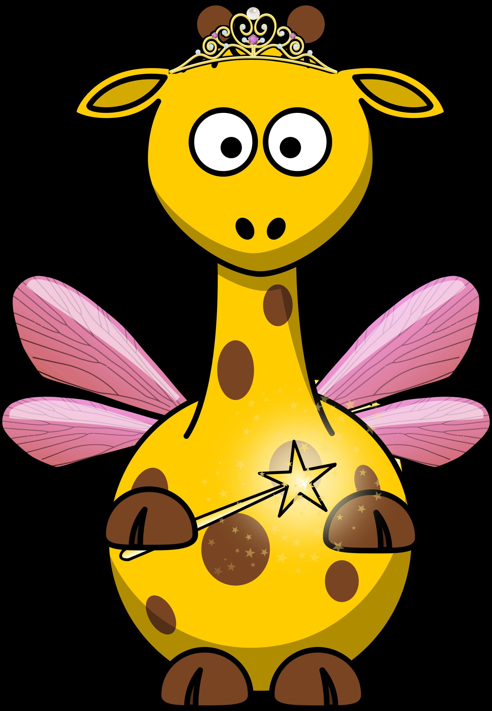 clipart giraffe fairy rh openclipart org free clipart congratulations free clipart for teachers