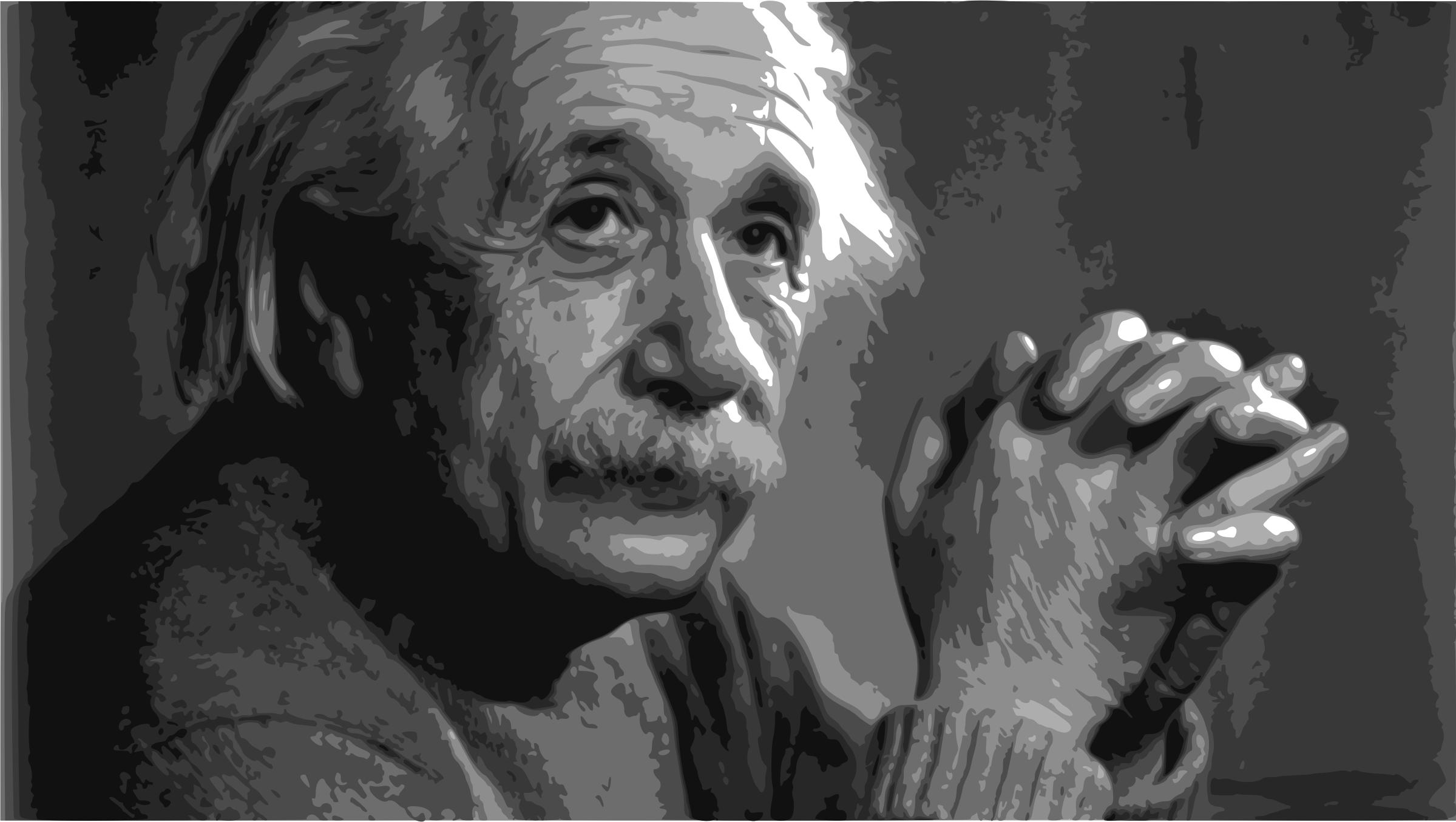 Einstein by Marvintux