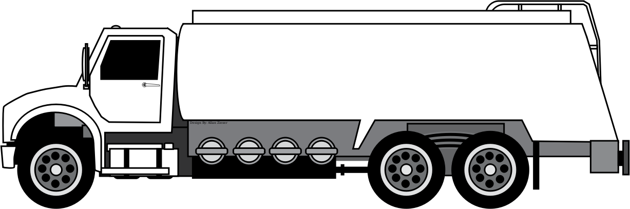 oil tanker coloring pages - photo #33