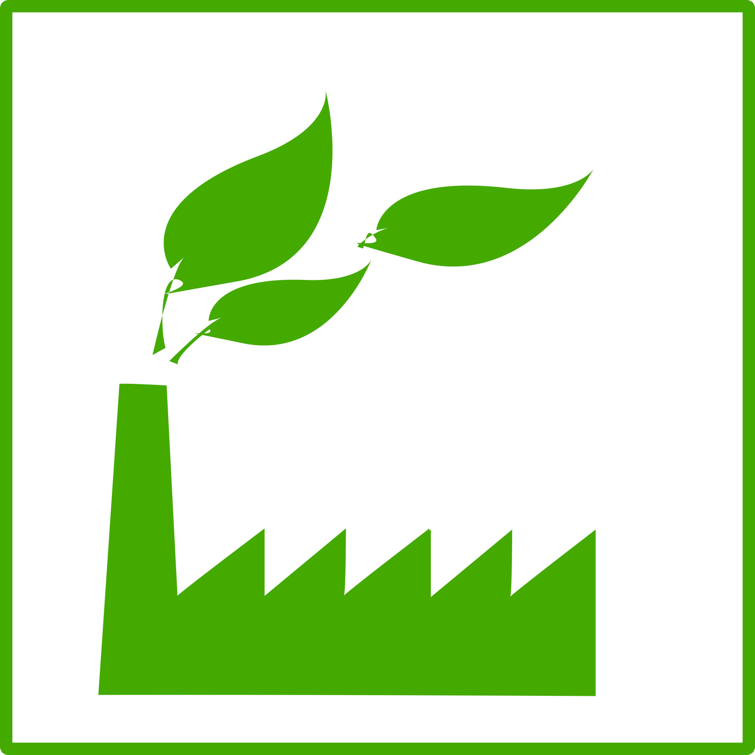eco green factory icon: openclipart.org/detail/182239/eco-green-factory-icon-by...