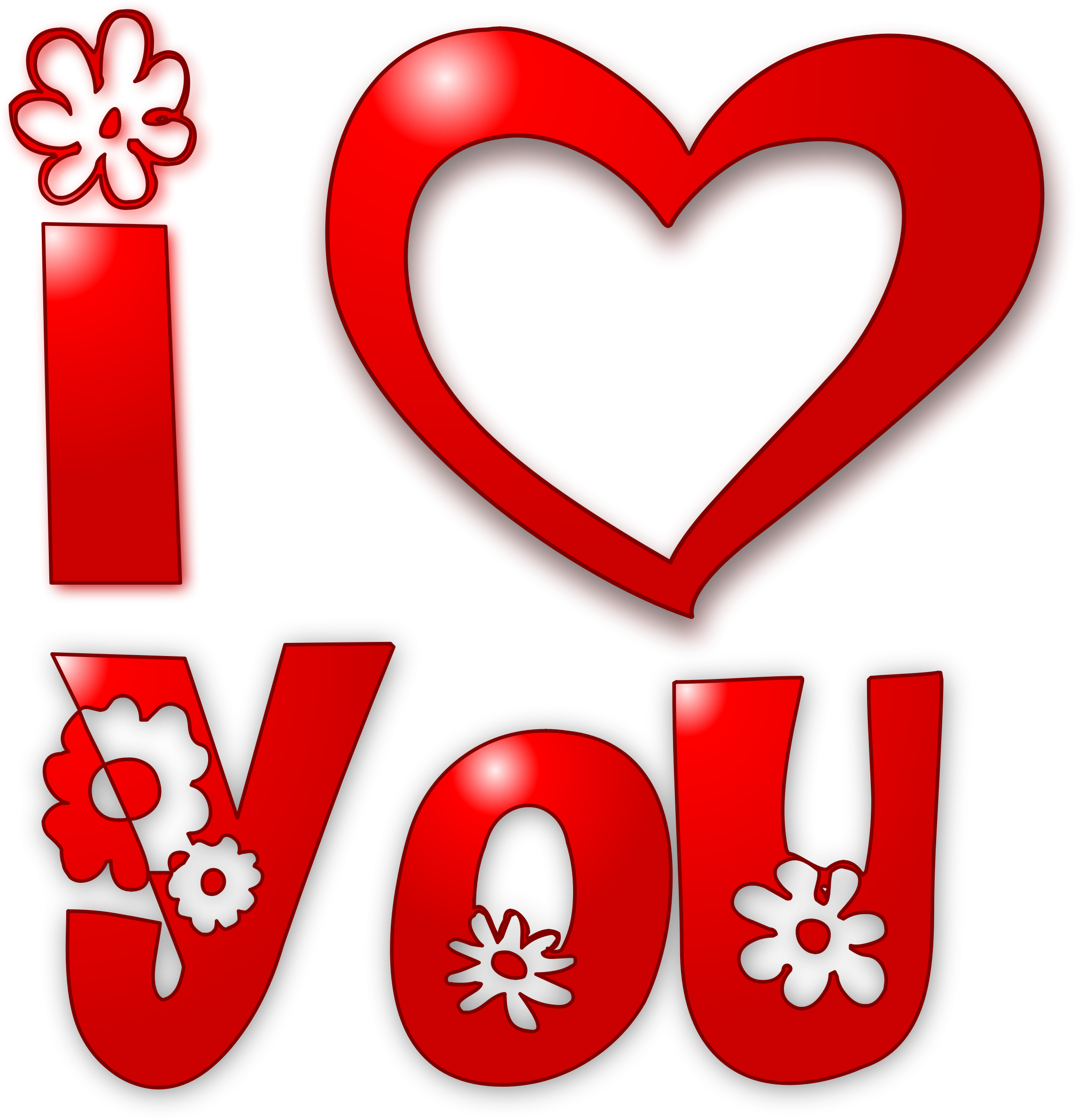 I Love You by cyberscooty