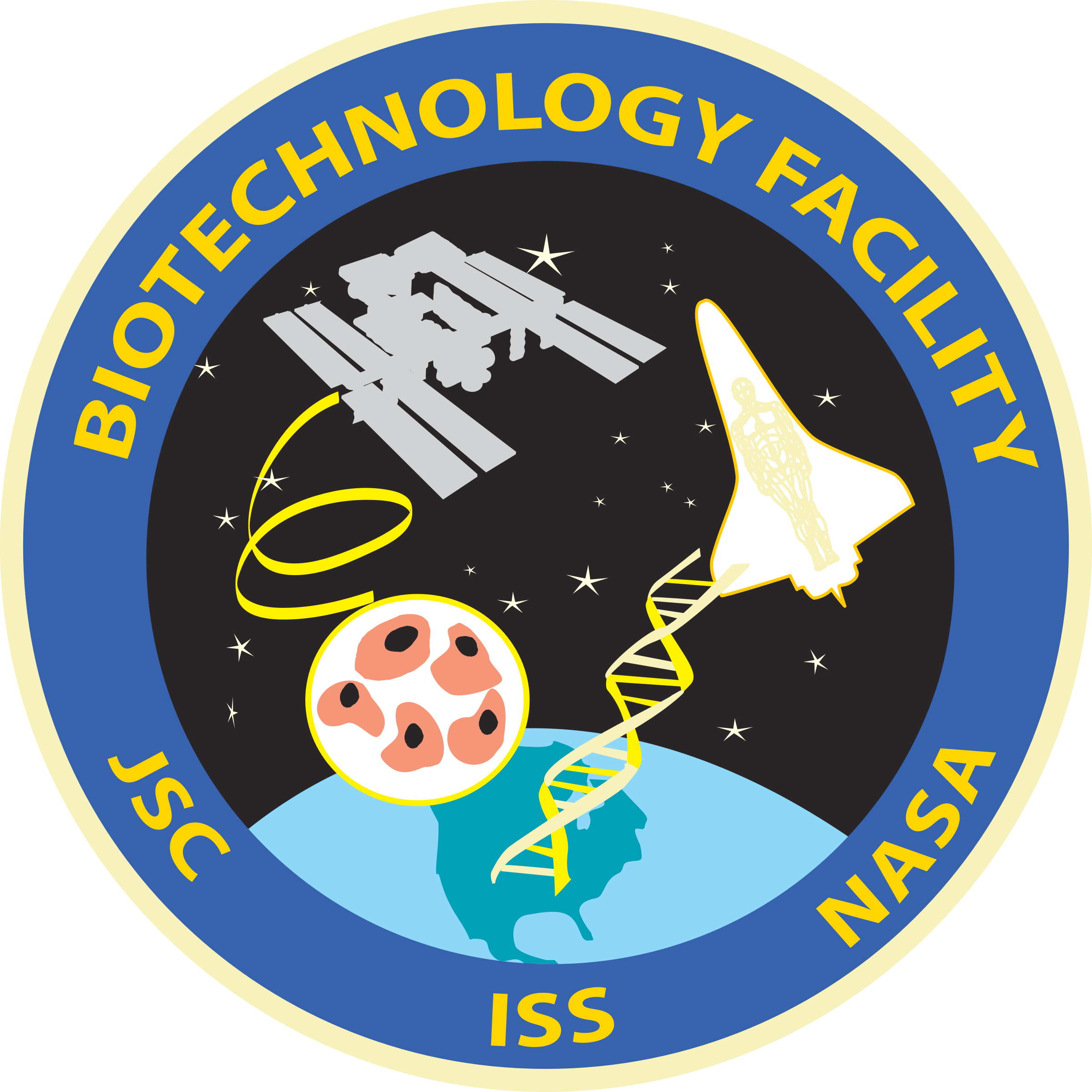 NASA Biotechnology Facility by NASA