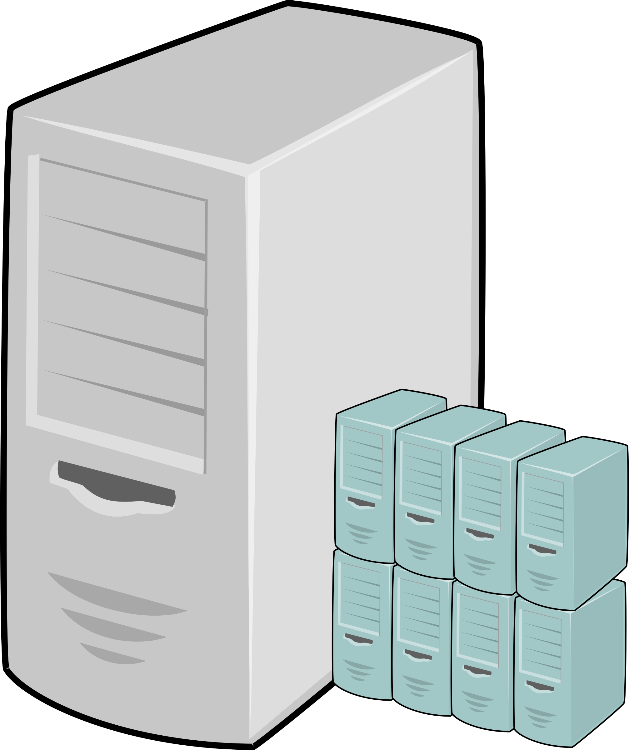 Virtual Machine Host by ujmoser