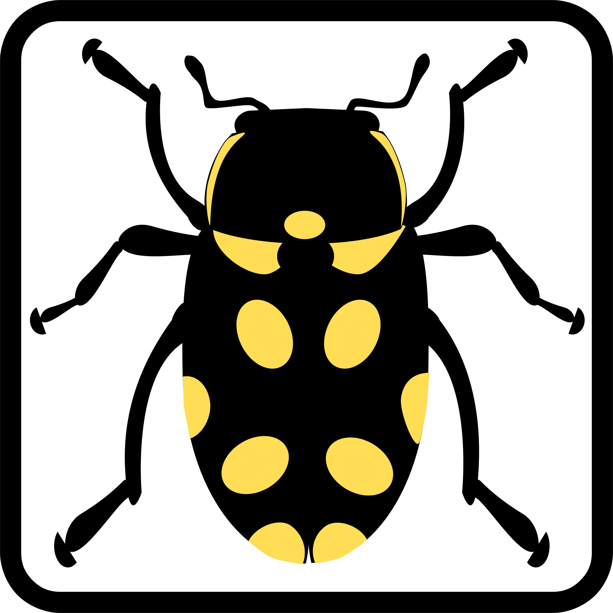 Bug Icon by GR8DAN