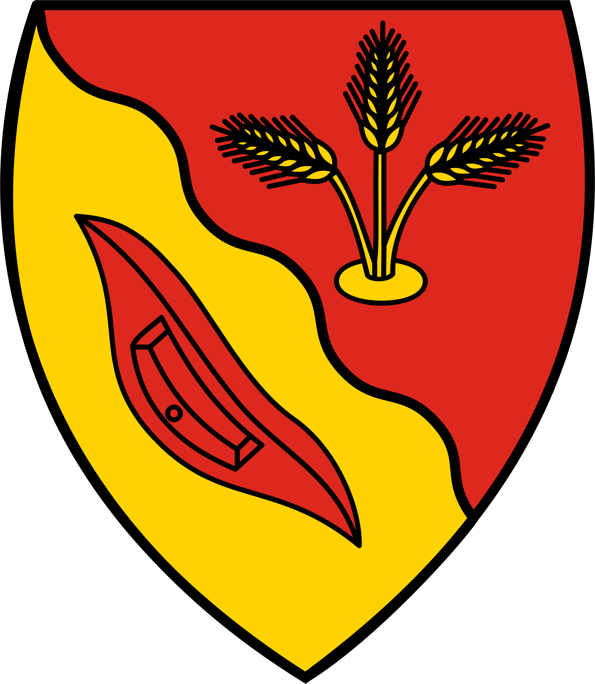 Coat Of Arms Neuenkirchen by Nizips