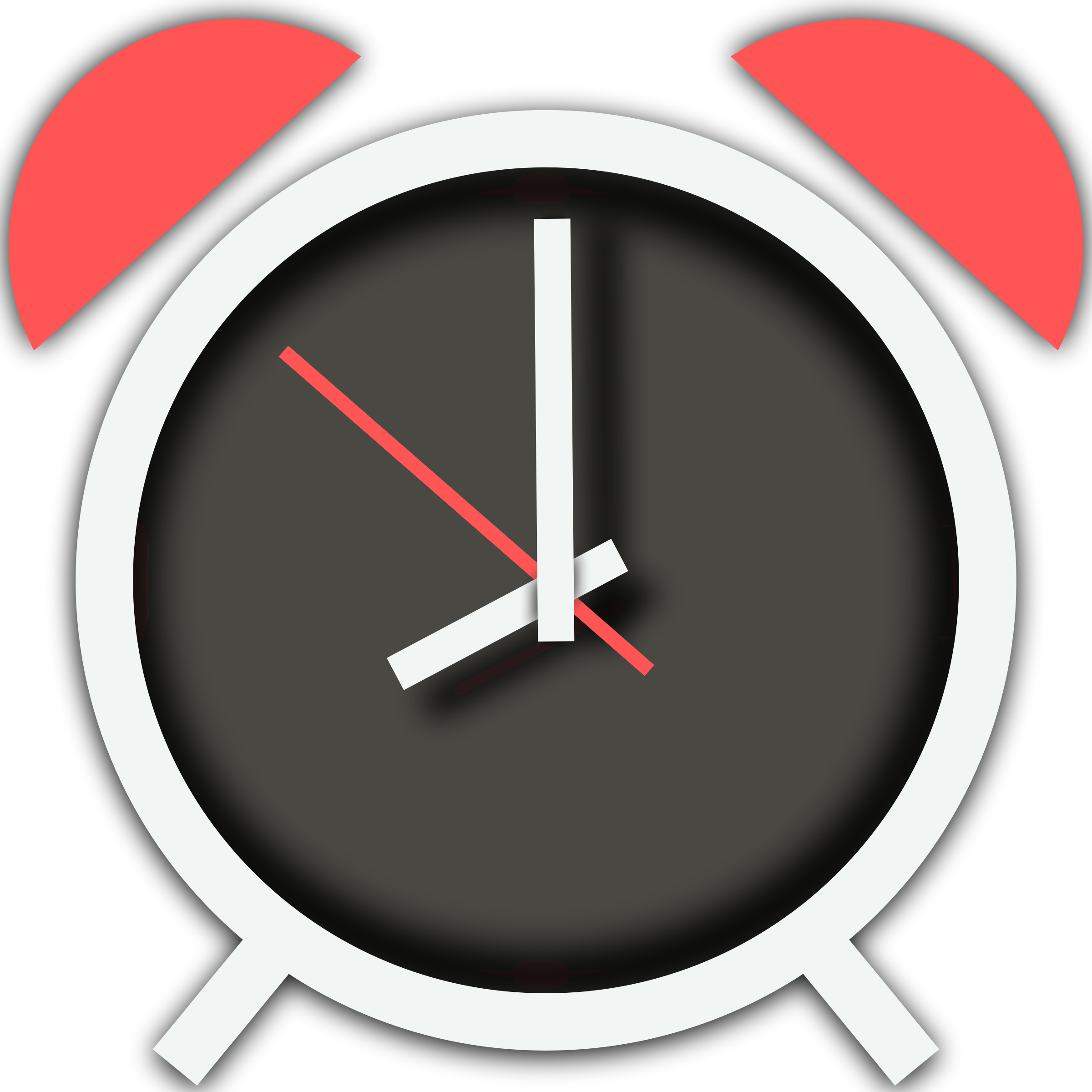 Alarm Clock icon Jelly Beam by usiiik