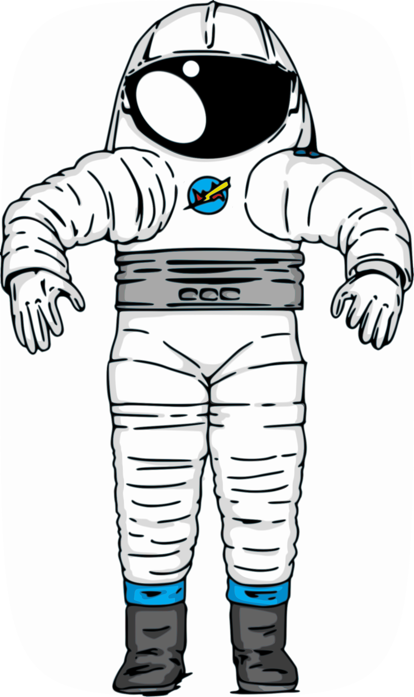 nasa suit template - photo #45
