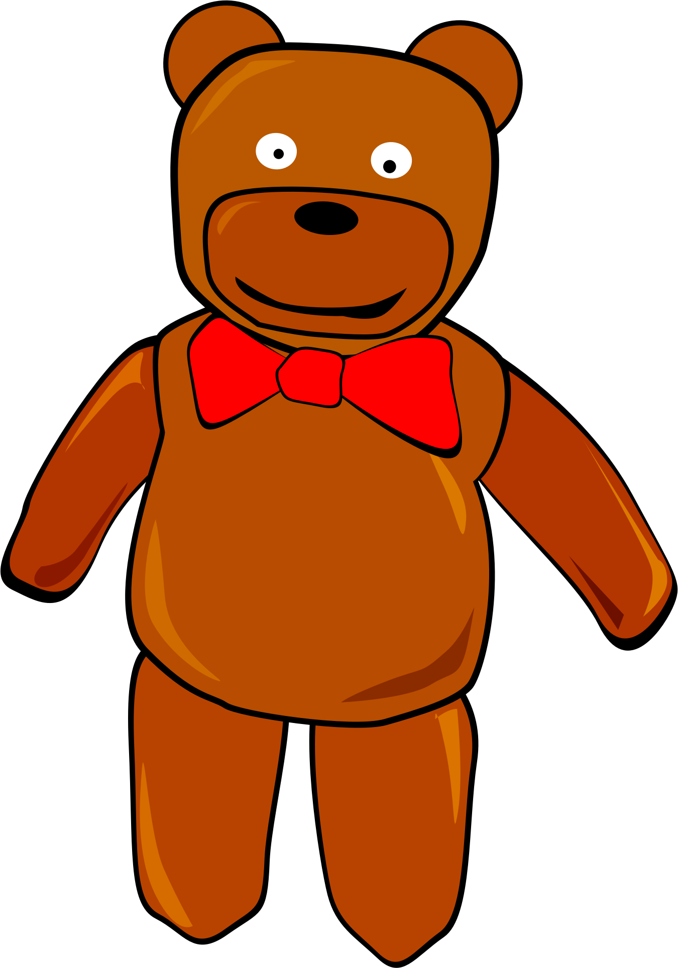 Teddybear by Jarno
