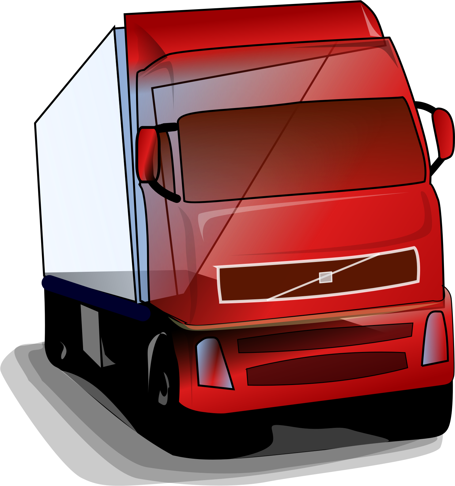 Truck by Jarno