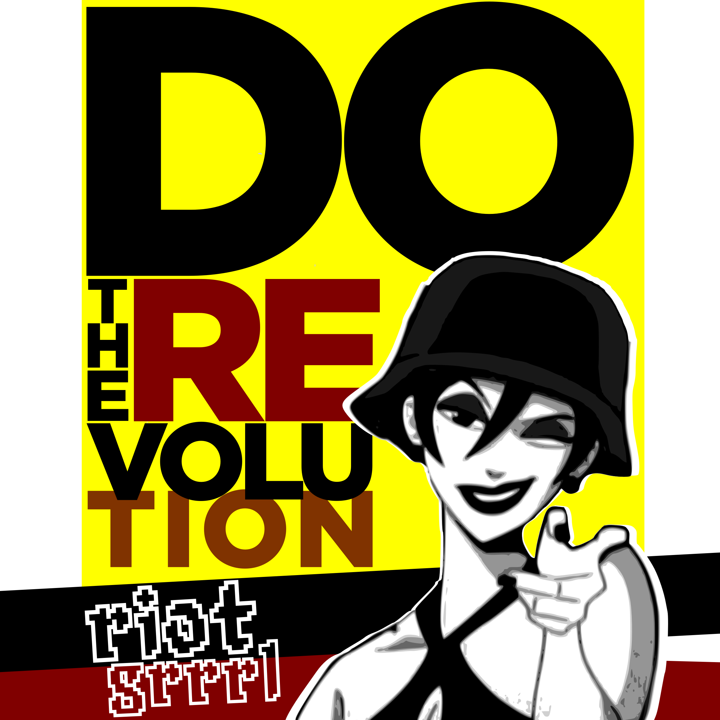 Do the revolution riot grrrl by JoanRDL