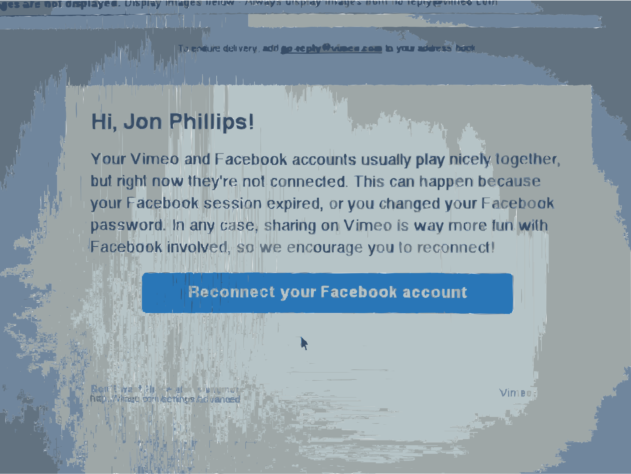 Delete your Facebook and twitter by rejon