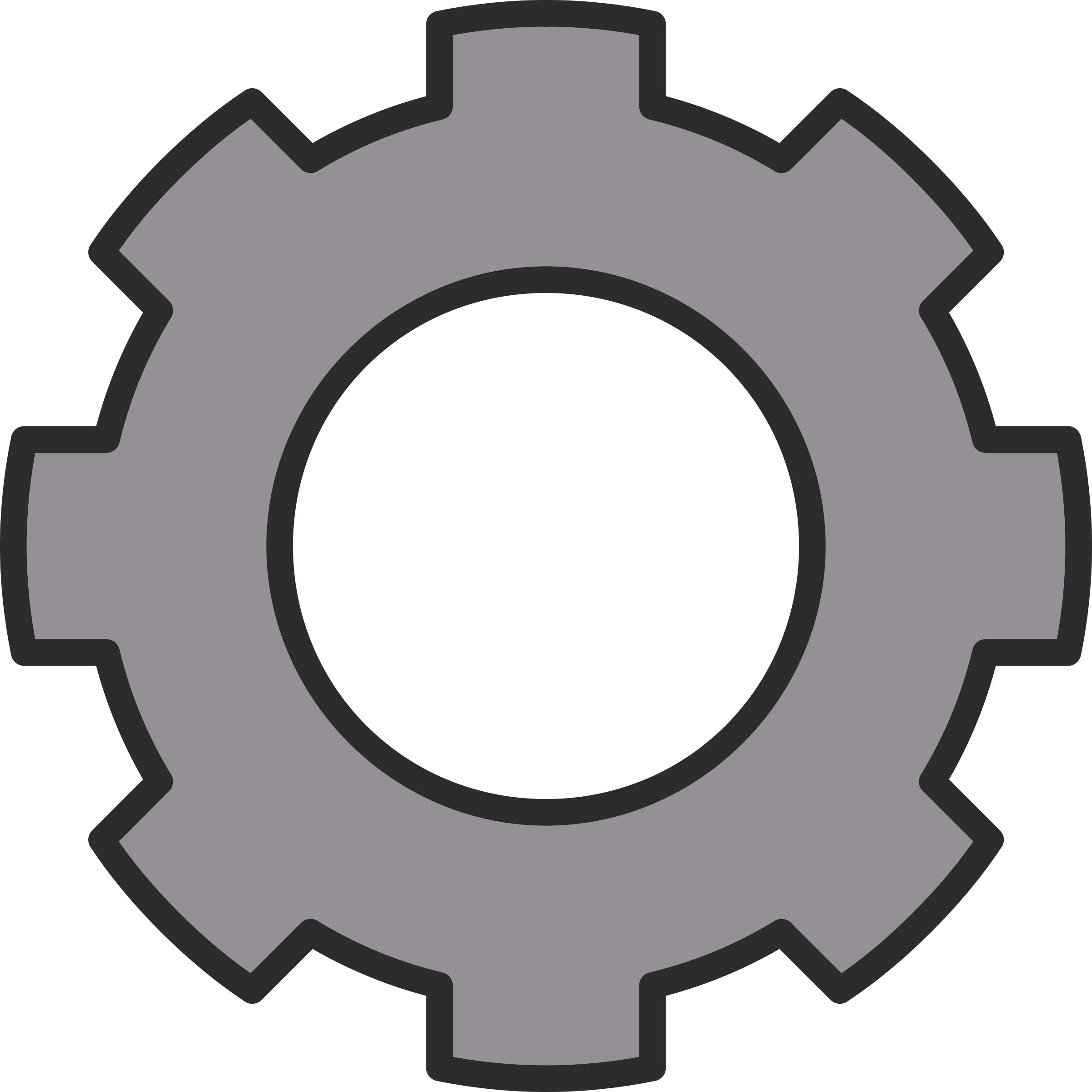 Cogwheel by qubodup