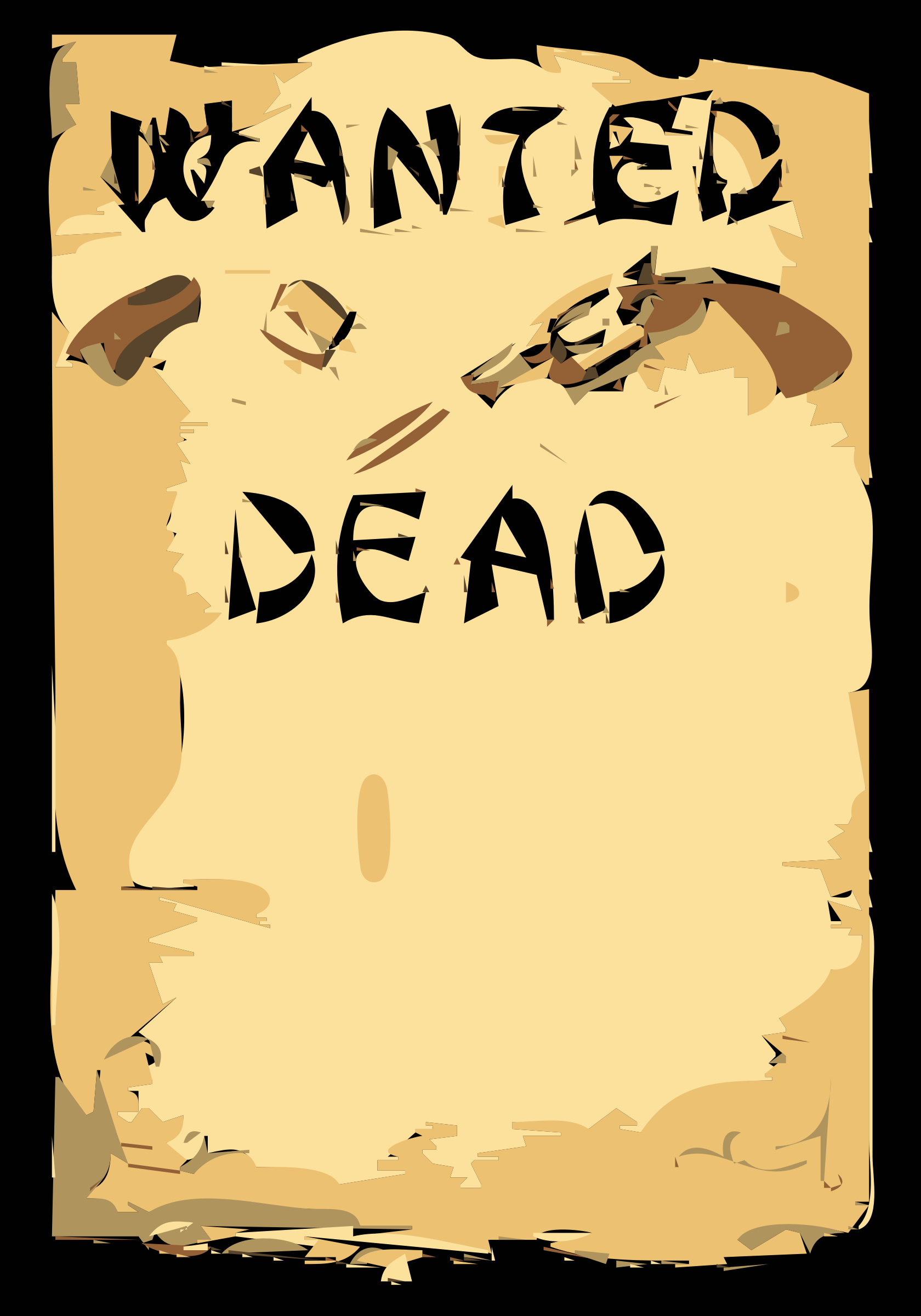 WANTED POSTER 3 by themidnyteryder83