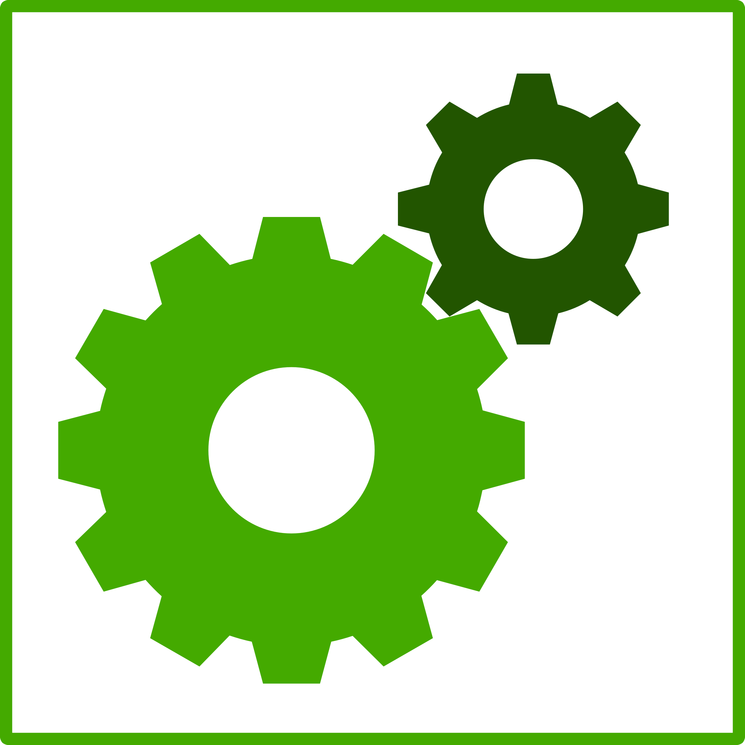 eco green machine icon by dominiquechappard