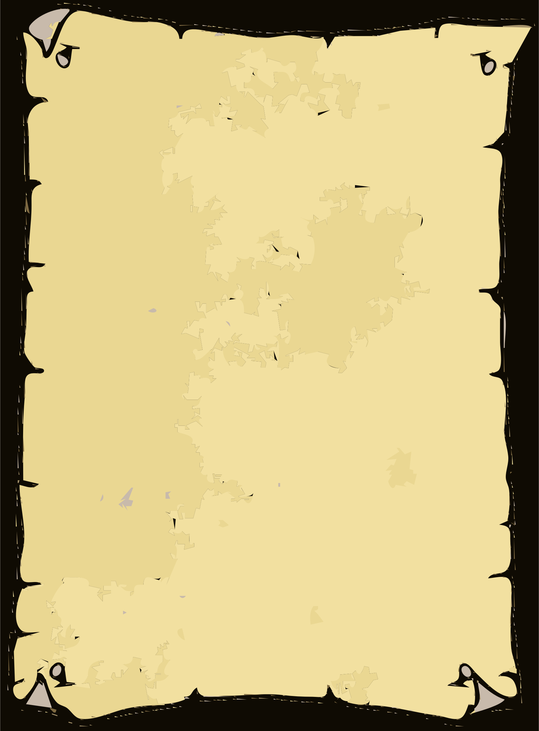 Blank western wanted signs template