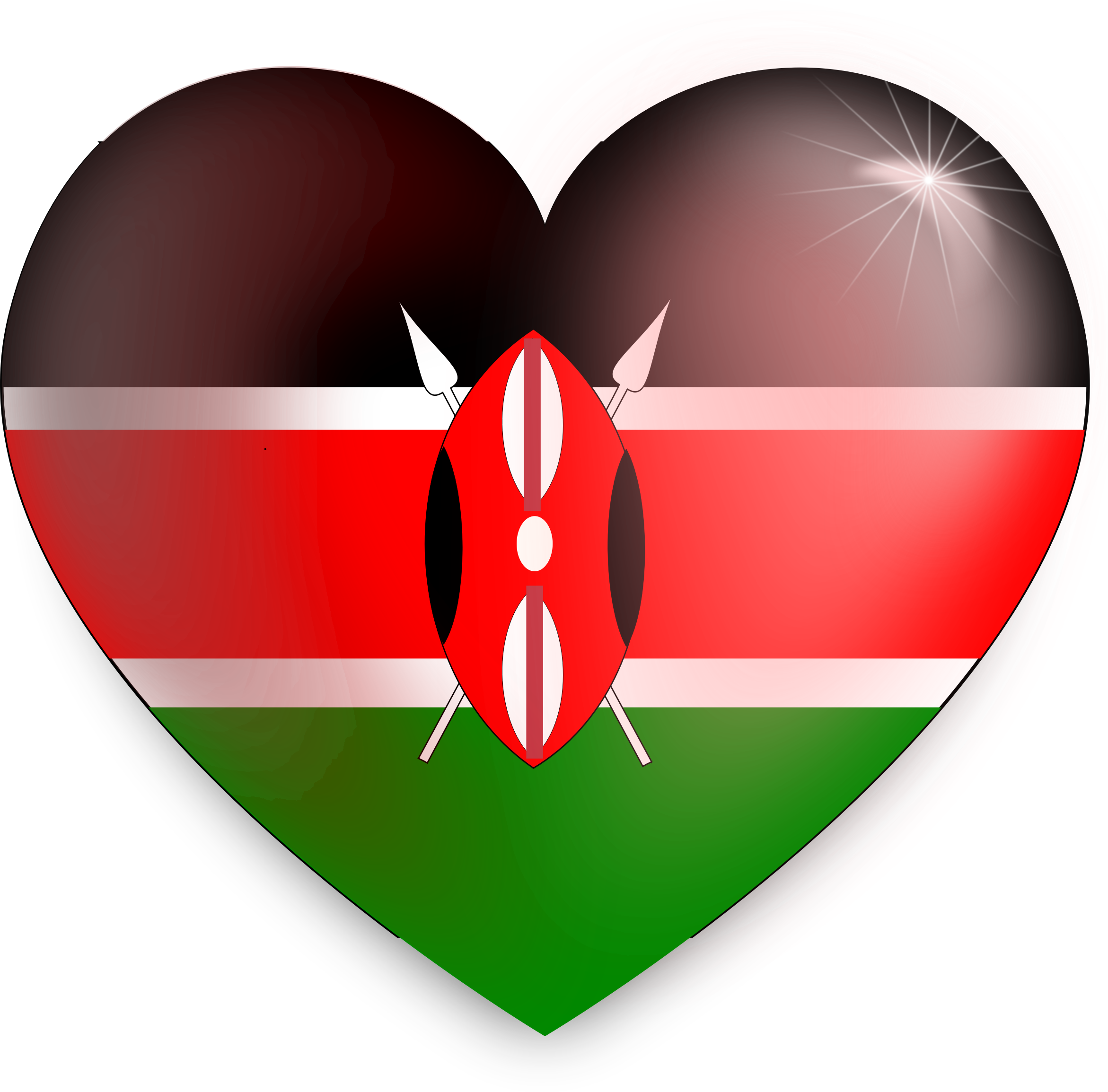 Heart Kenya by j_iglar