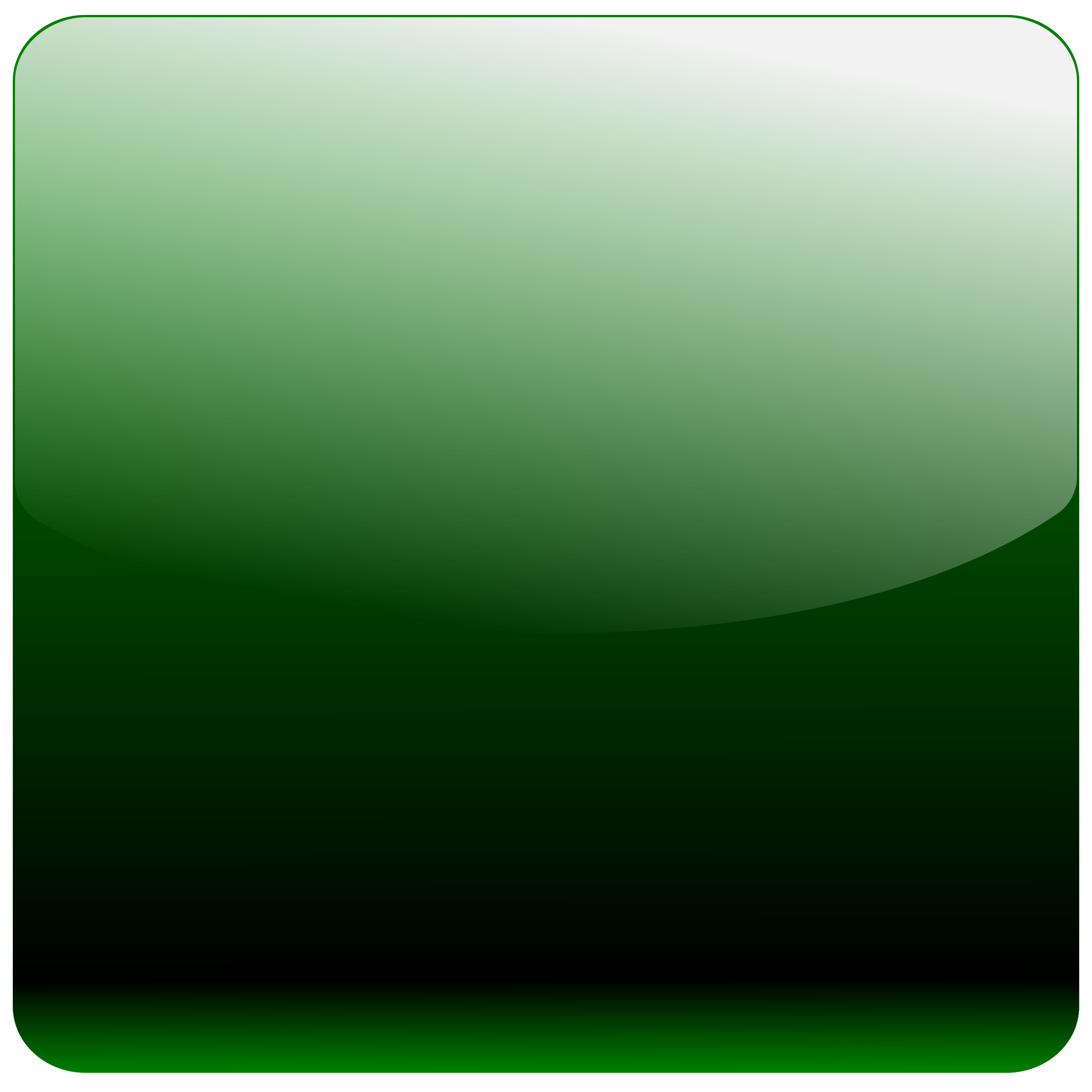Icon Png Square Clipart - green square...