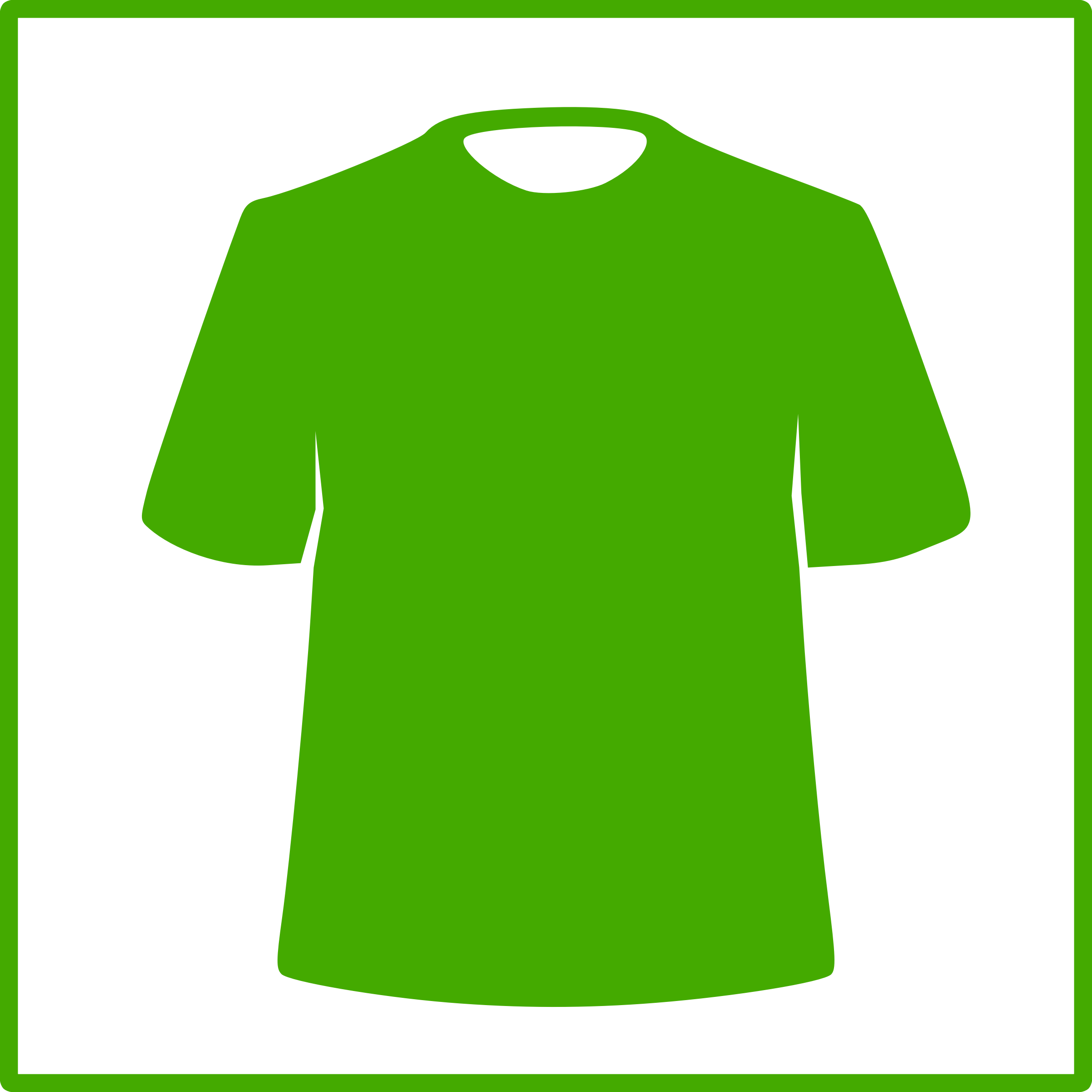 eco green clothing icon by dominiquechappard