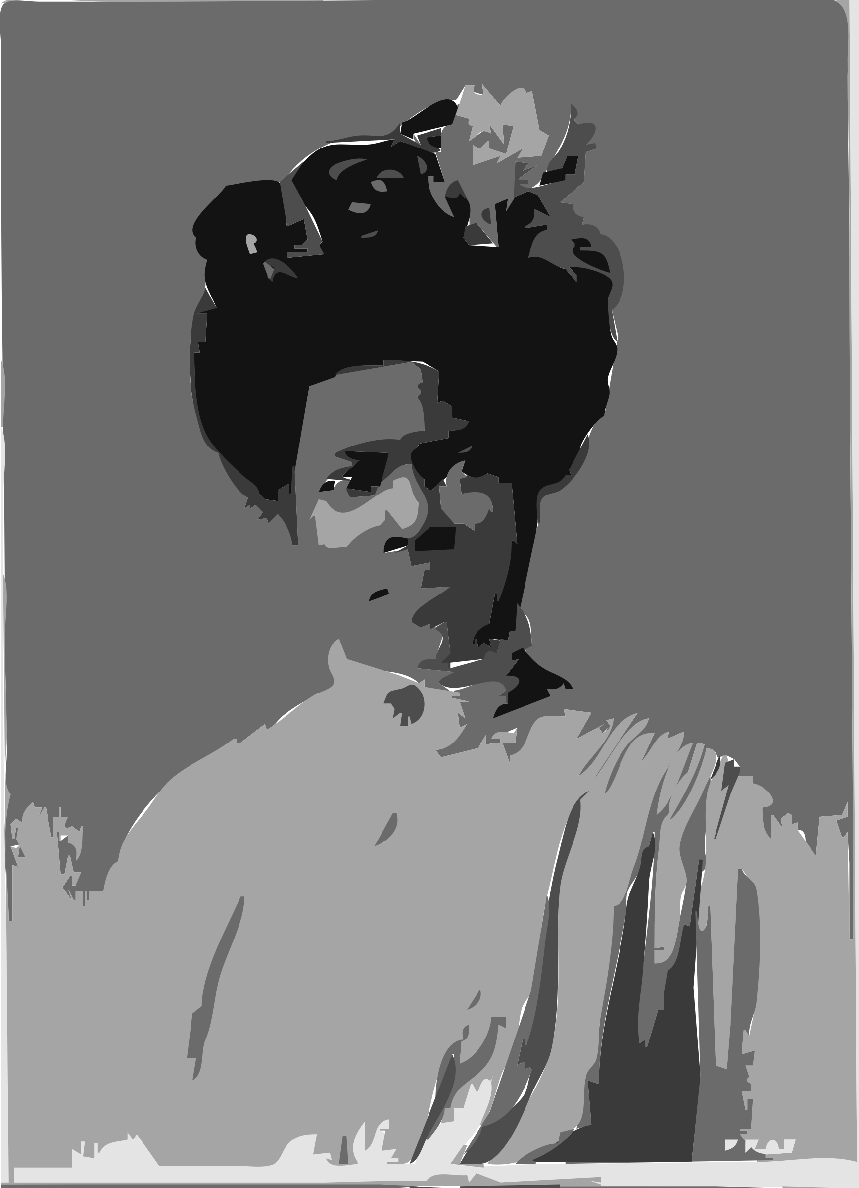 Nannie Helen Burroughs by worldlabel