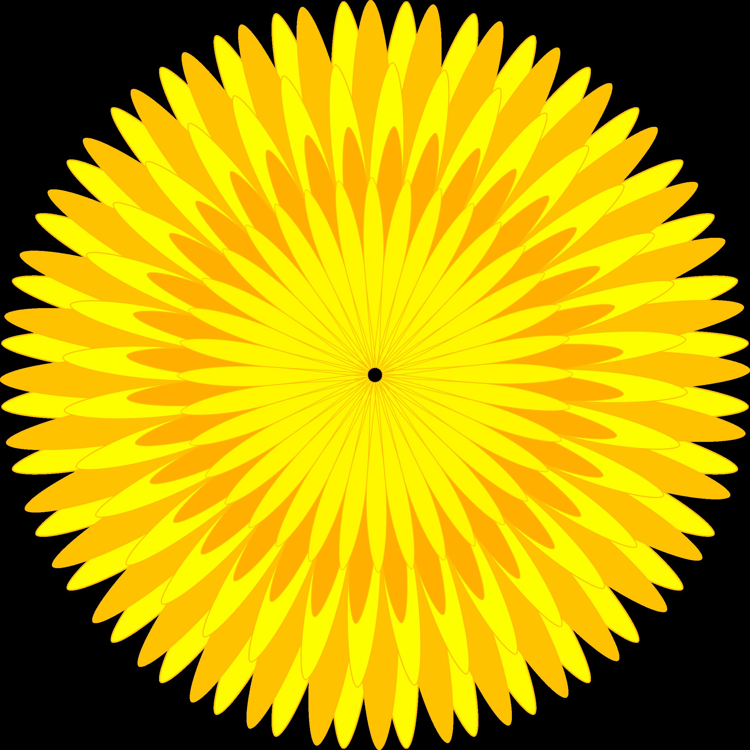 Clipart - Dandelion