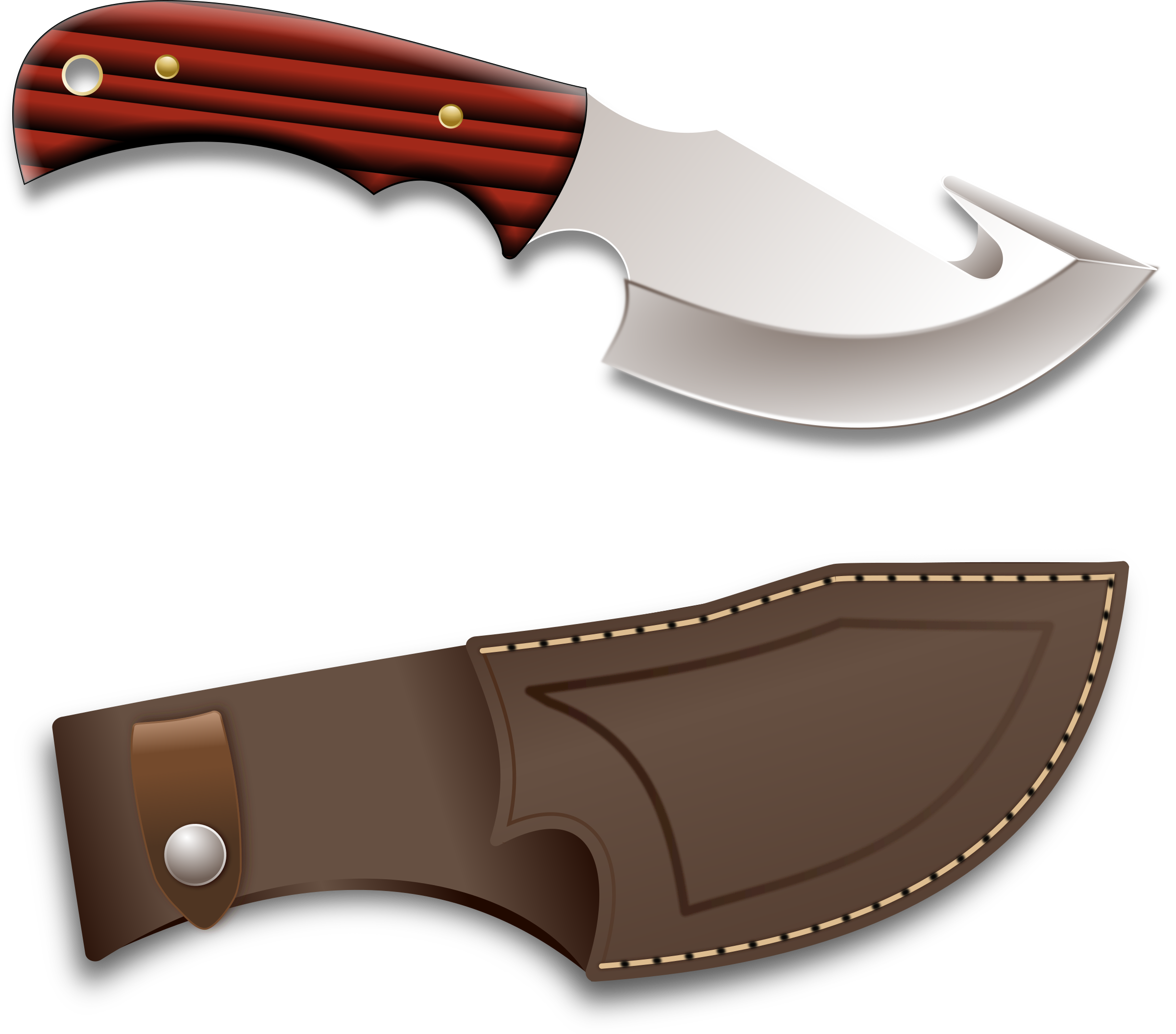 Hunter knife by remi_inconnu