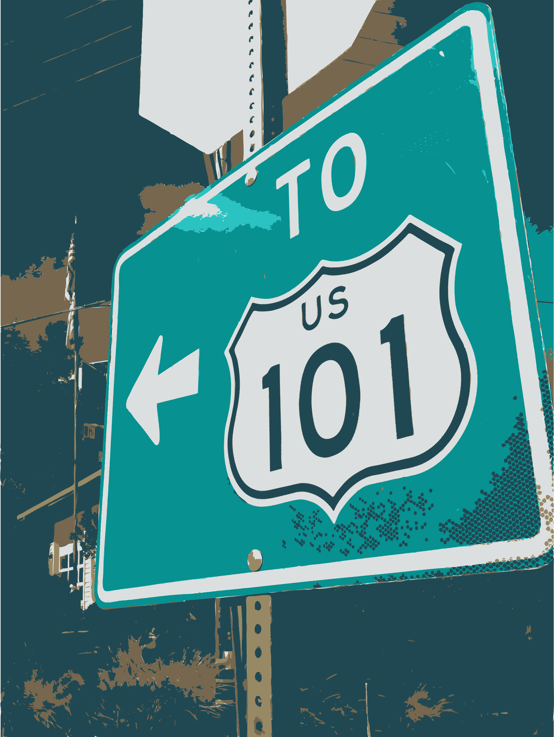101 sign by rejon