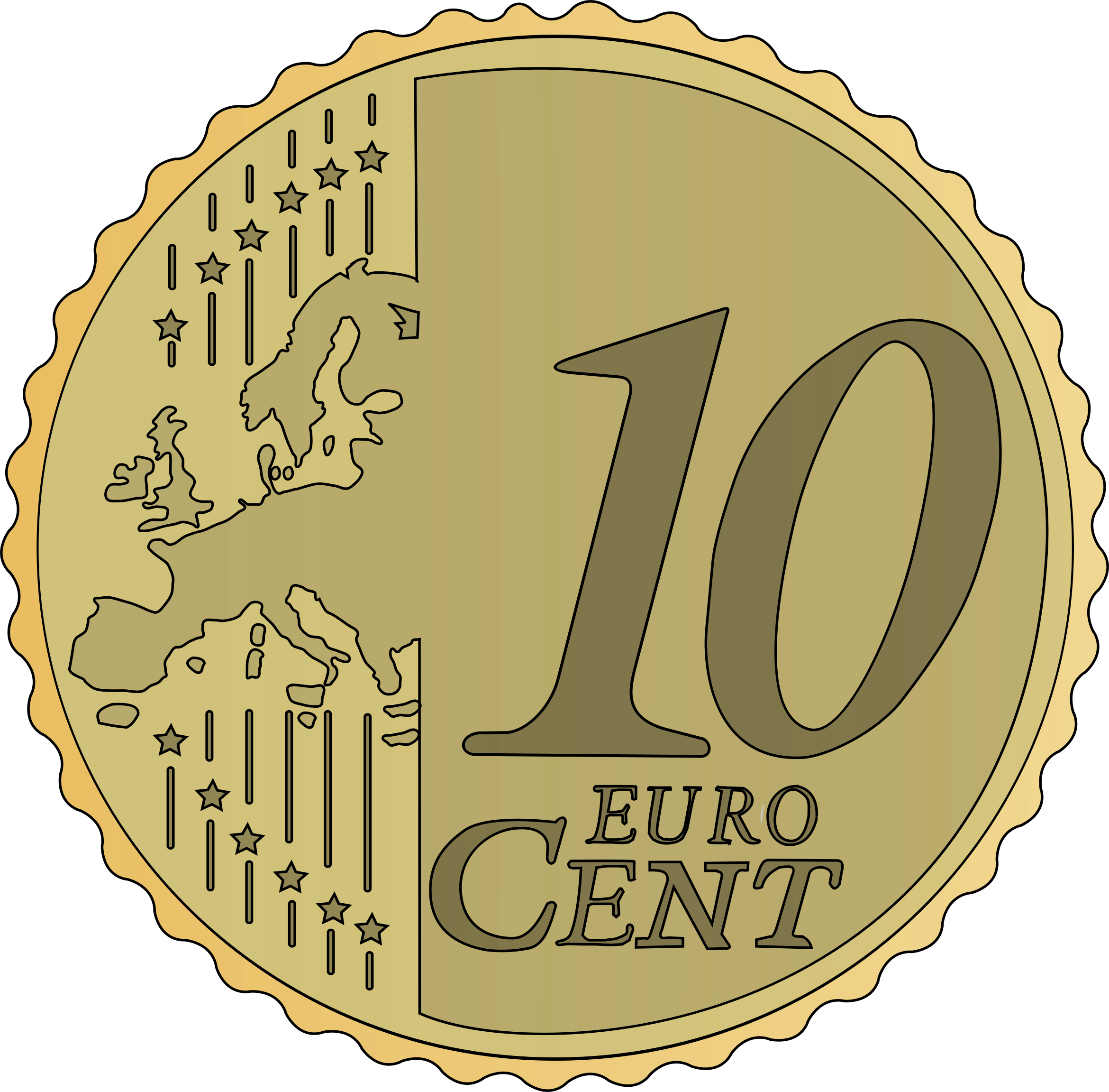 10 euro cent by frankes