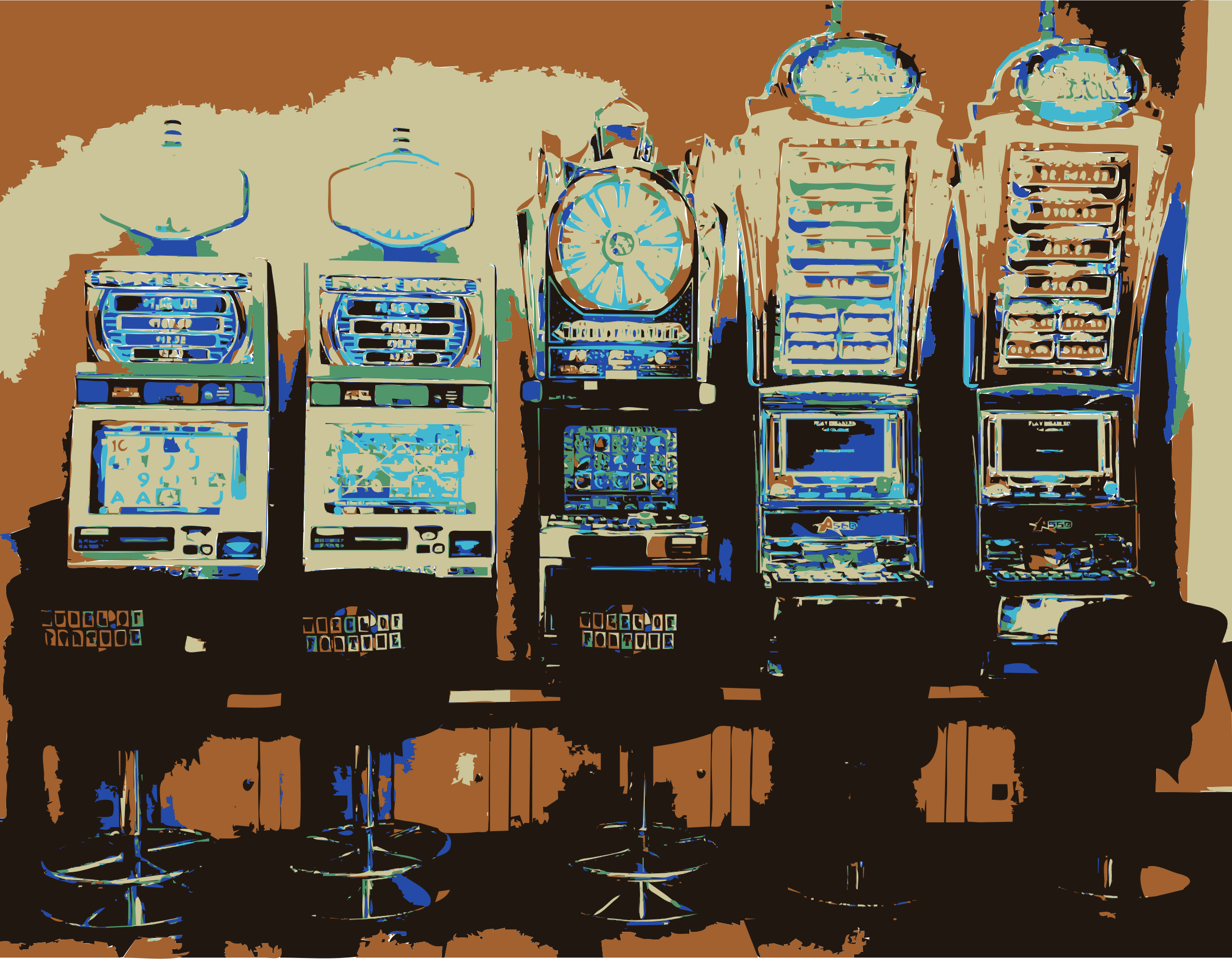 Slot machines 1 by rejon