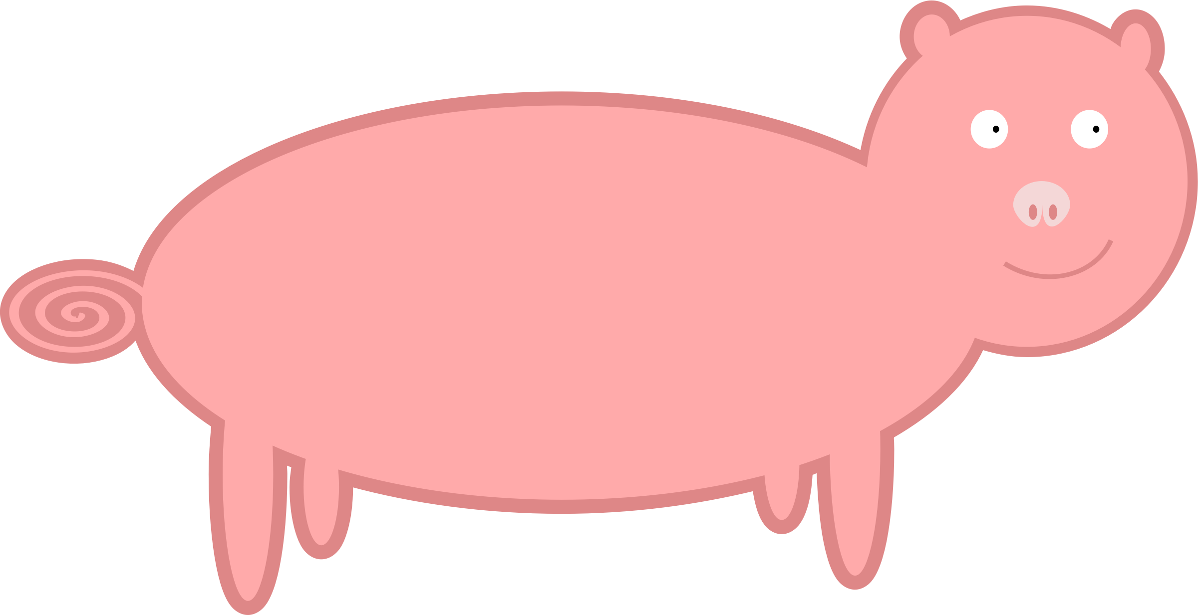 Pig by matheod