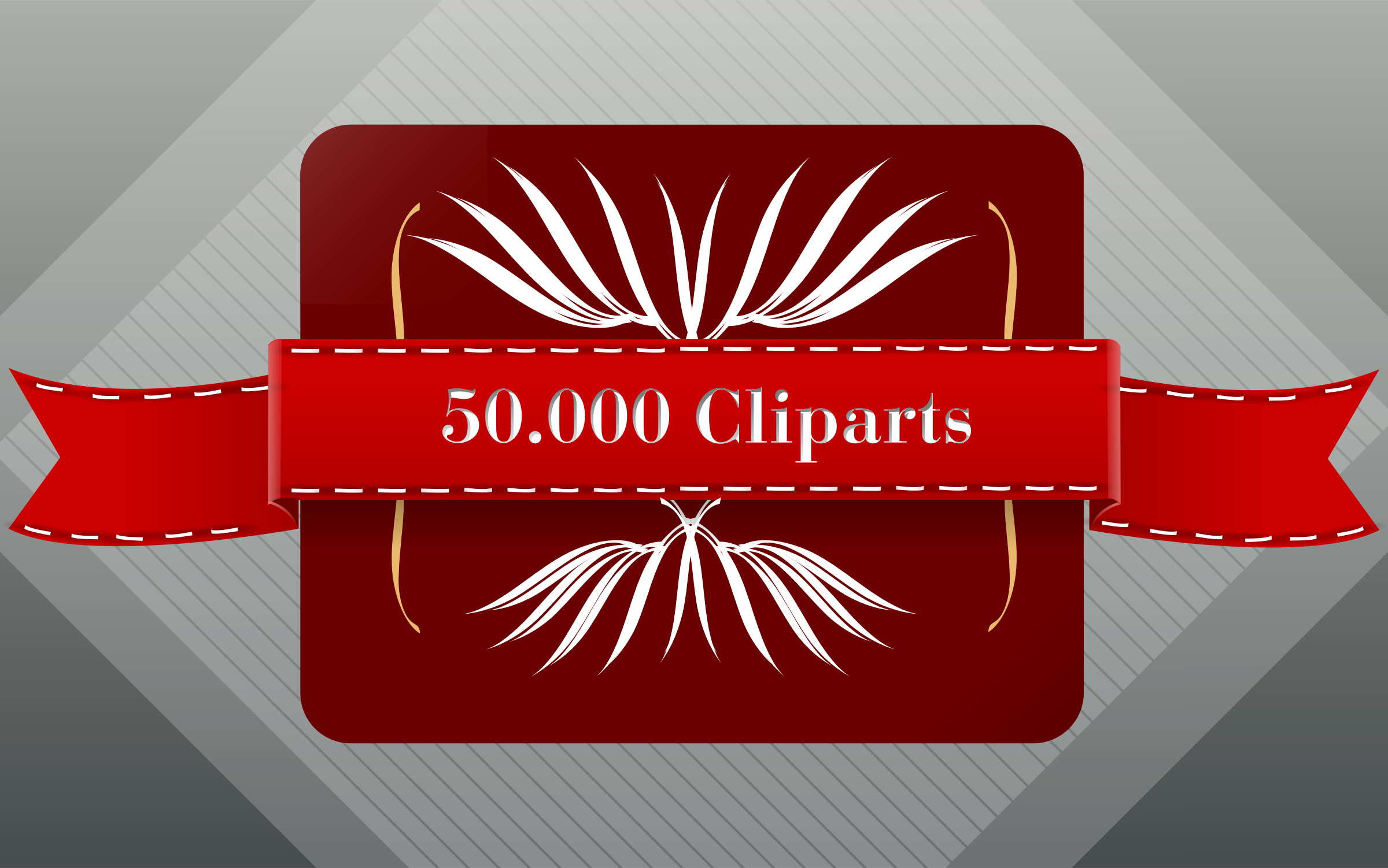 50.000 clipart by rg1024