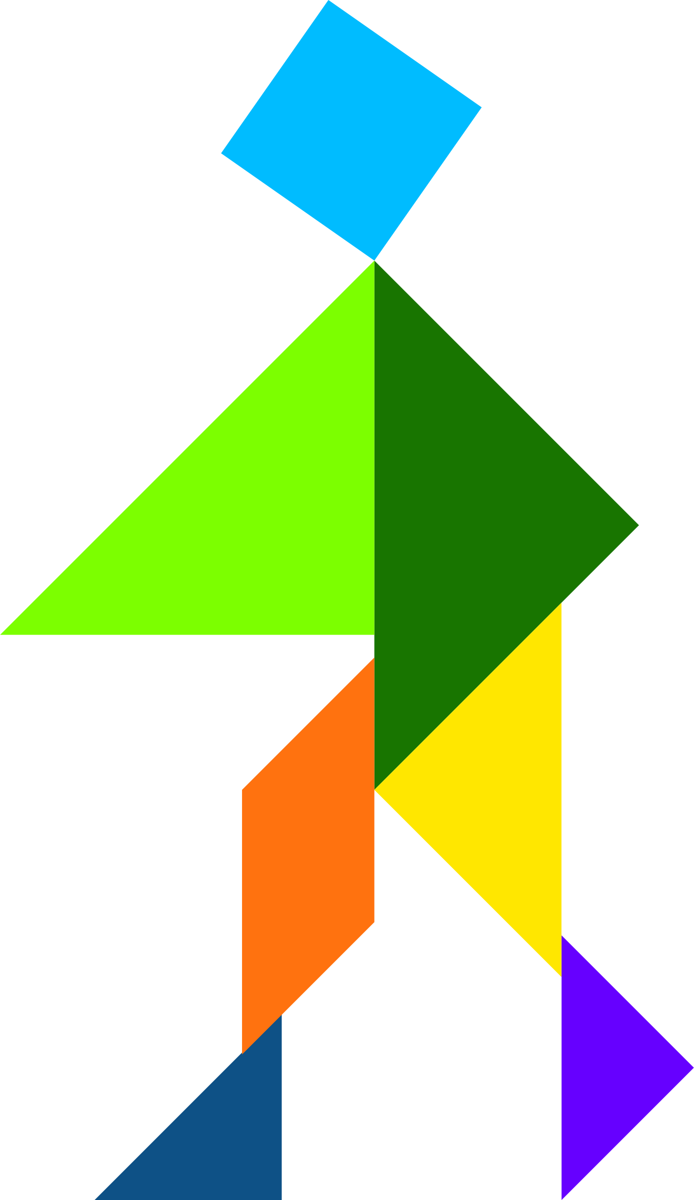 Tangram by dominiquechappard