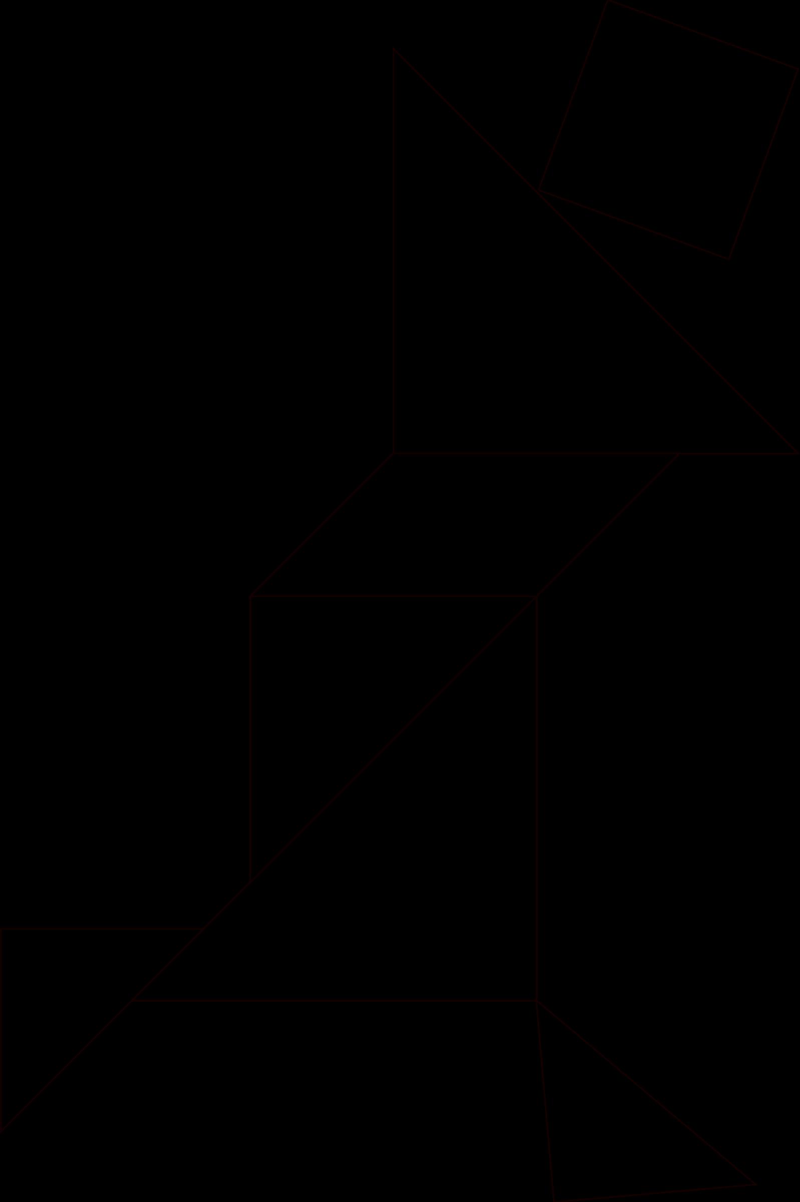 Clipart Tangram
