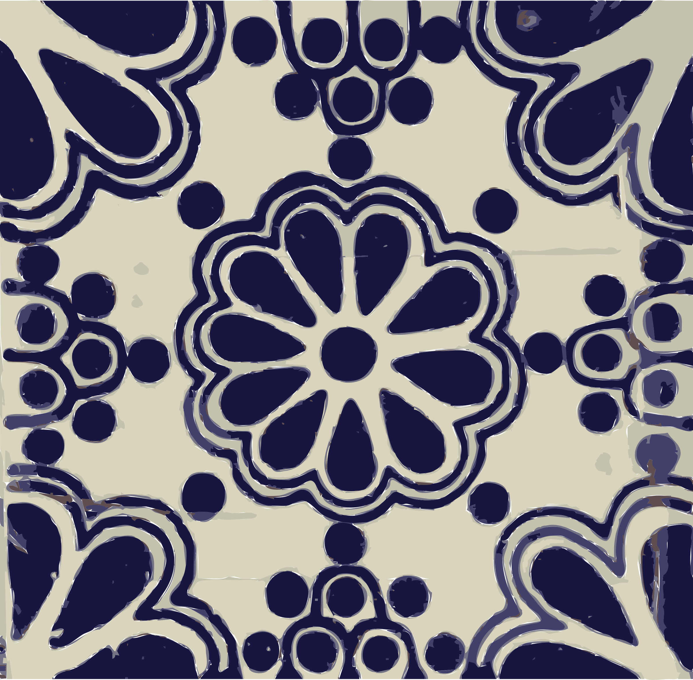 Mexican tile 02 by dnodnodno