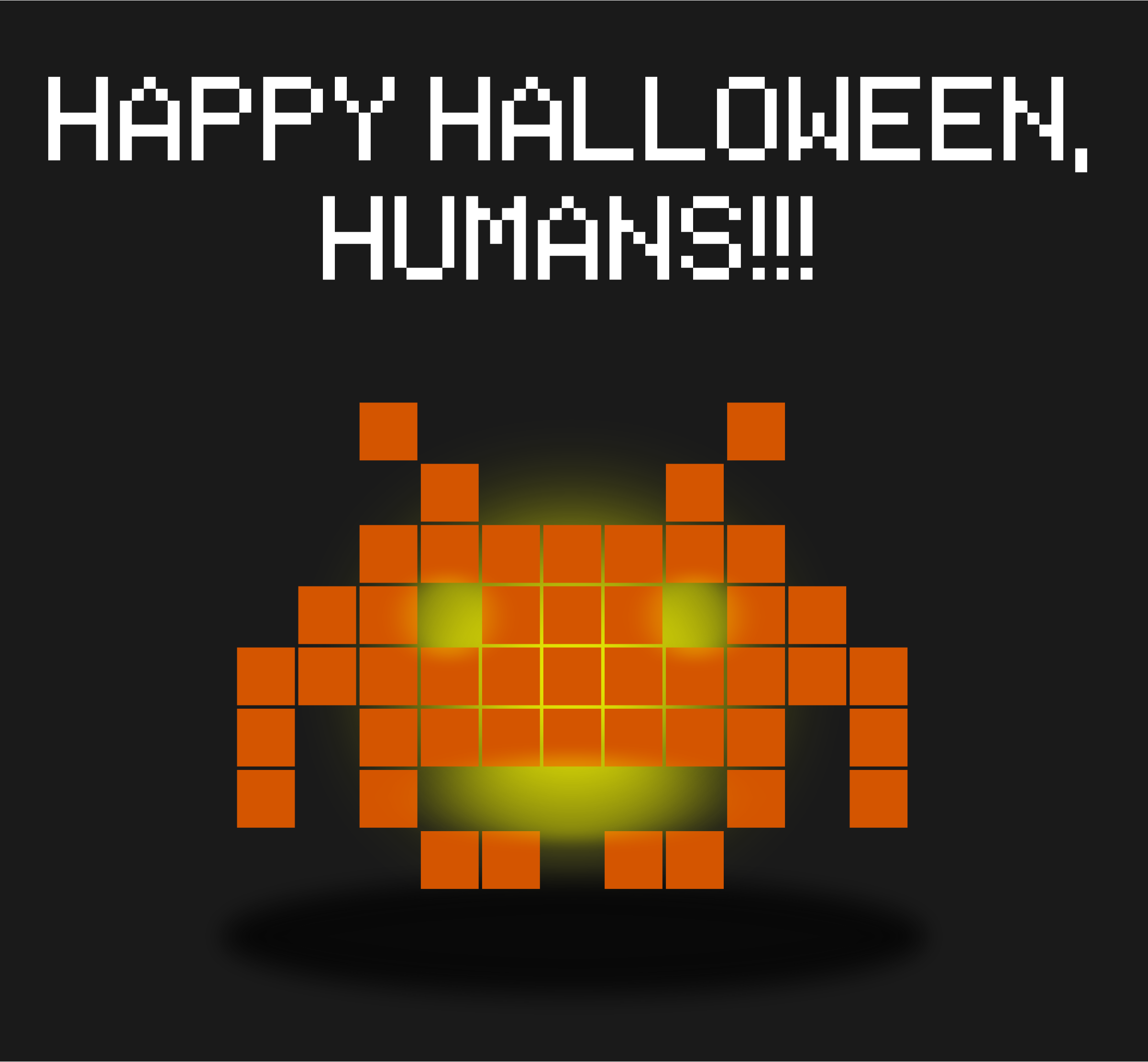 Halloween Invaders by mi_brami