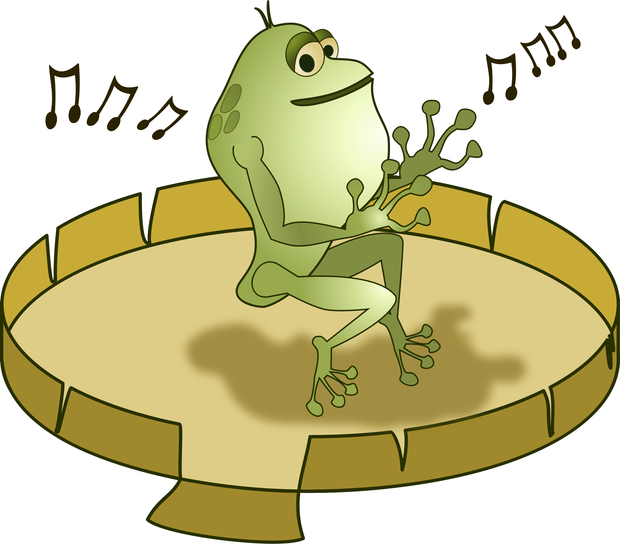 Frog Dancer by GusEinstein